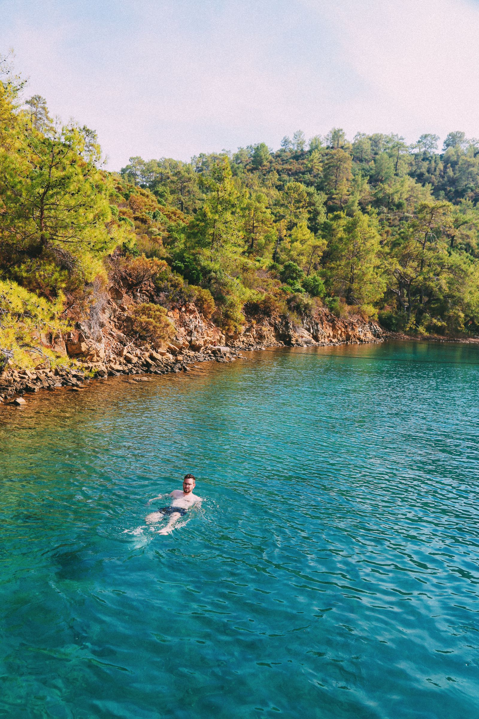 Island Hopping In Dalaman, Turkey (8)