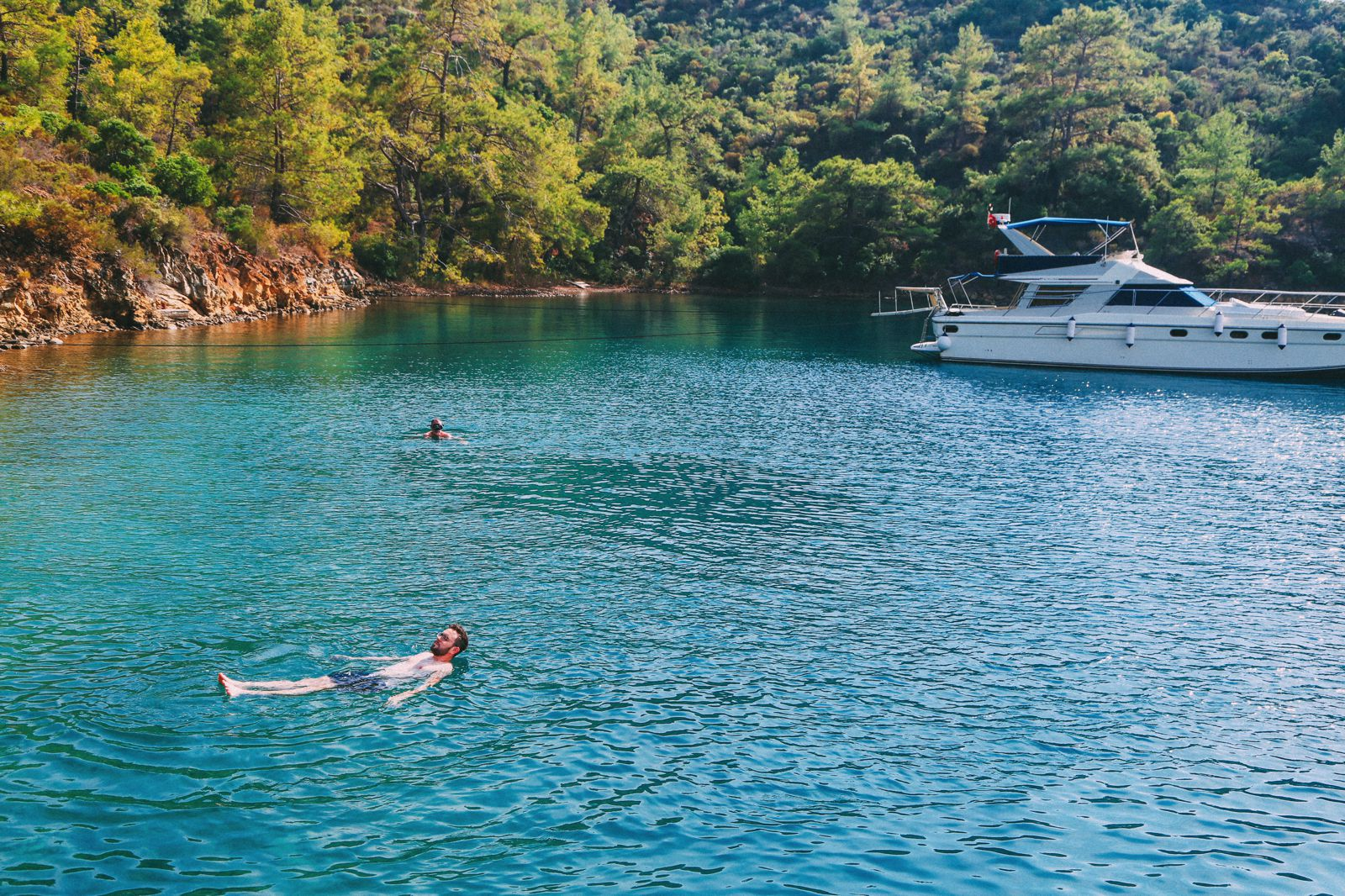 Island Hopping In Dalaman, Turkey (9)