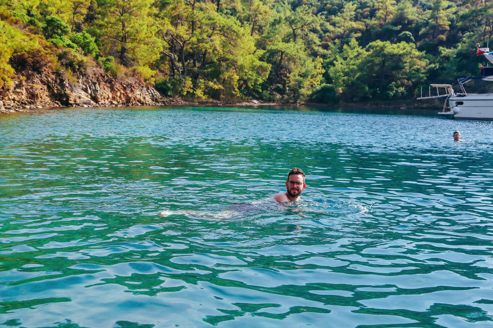 Island Hopping In Dalaman, Turkey (11)