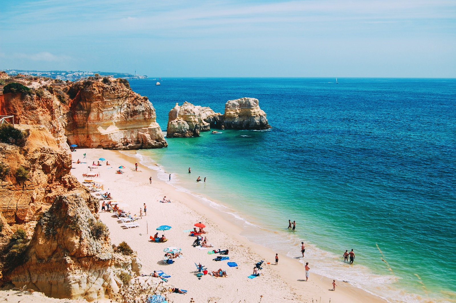 10 Beautiful Beaches You Have To Visit In Portugal - Hand ...
