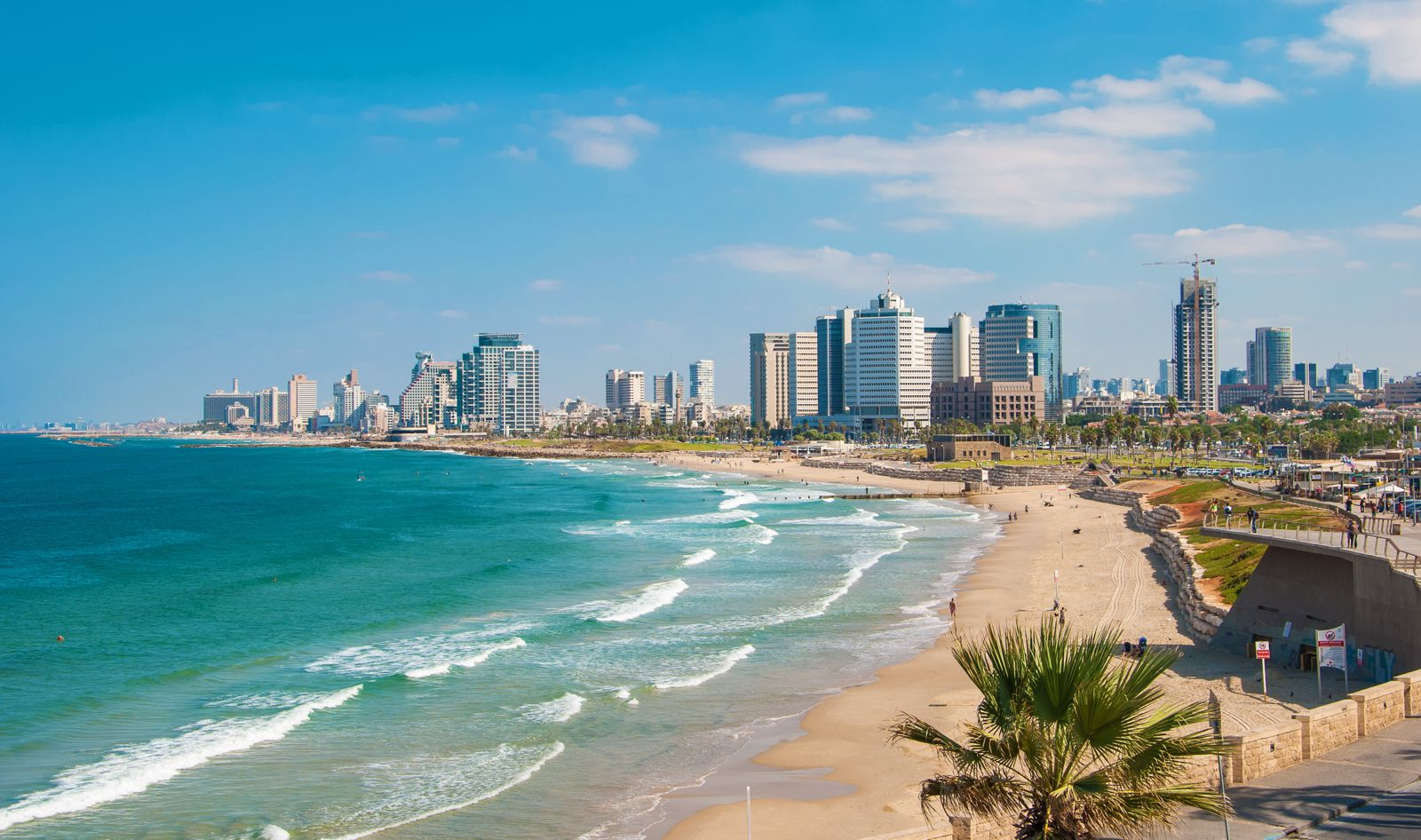 5 Warm Escapes From Wintery Cold Europe- Tel Aviv Israel (1)