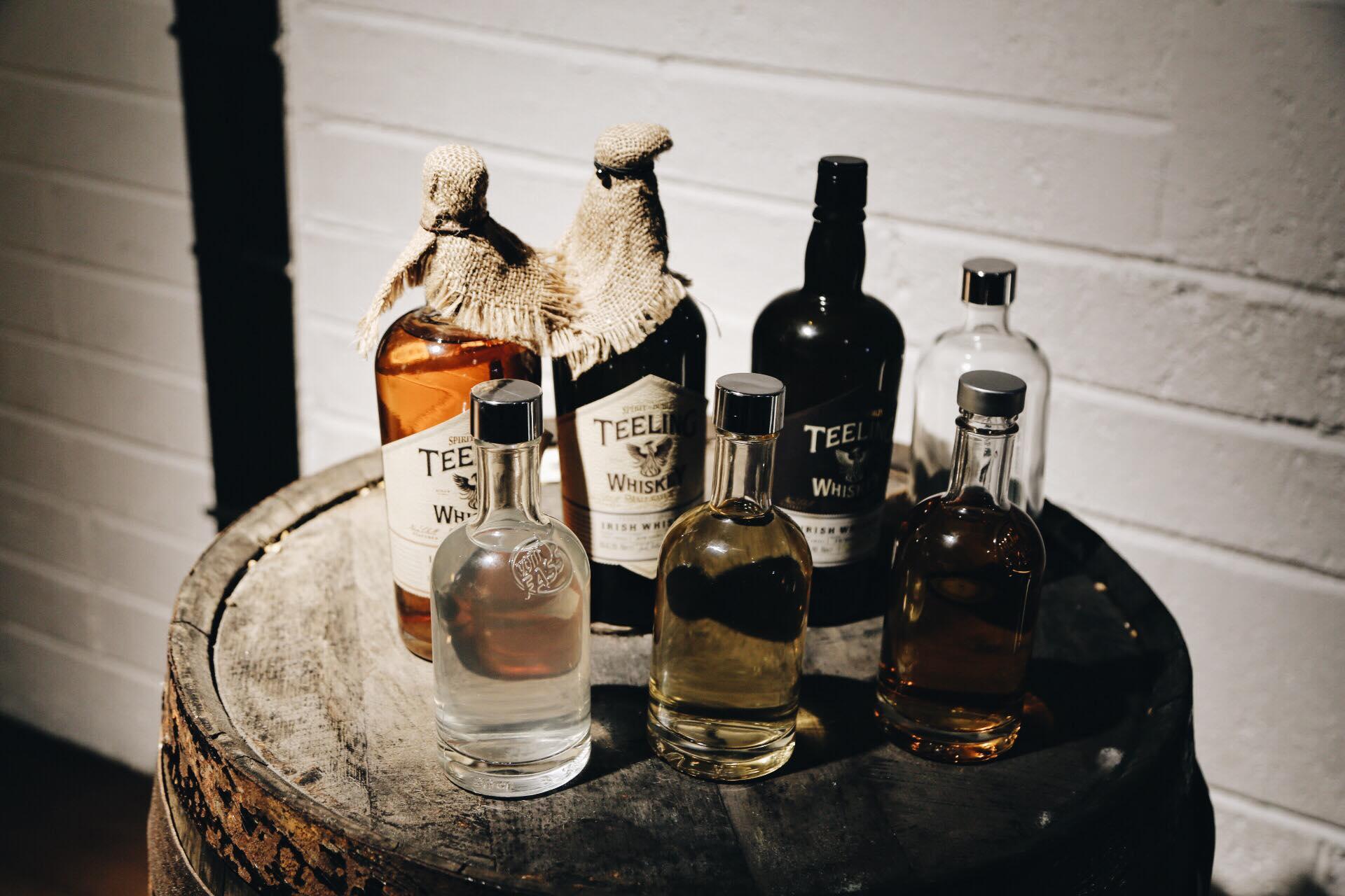 We're in Dublin, Ireland - Guinness Storehouse - Teeling Whiskey (12)