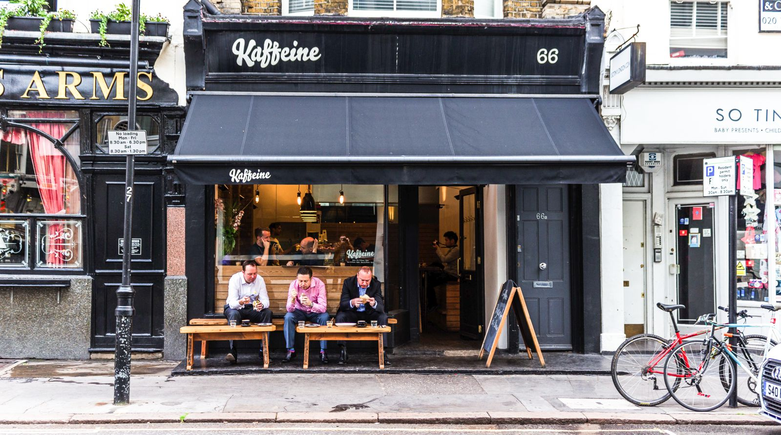Best Independent Coffee In London