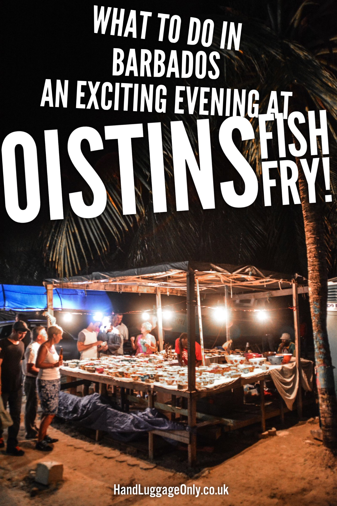 Spending An Exciting Evening At Oistins Fish Fry In Barbados (1)