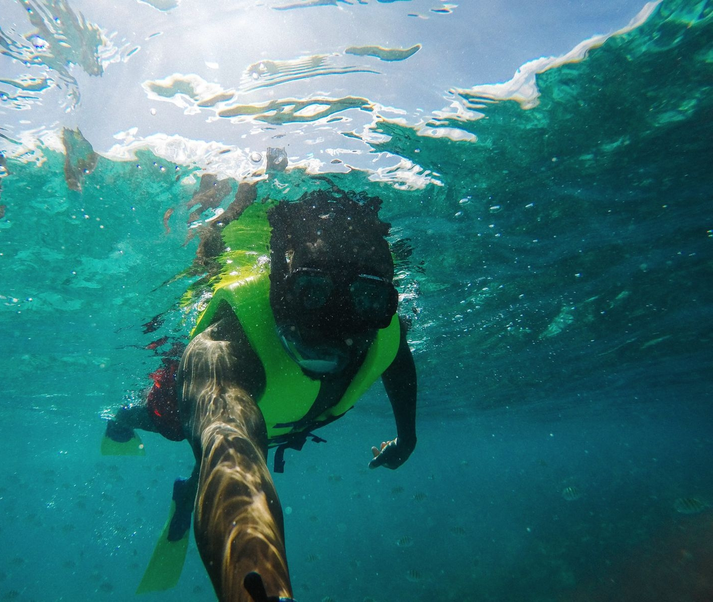 Snorkelling In Antigua - The Photo Diary (1)