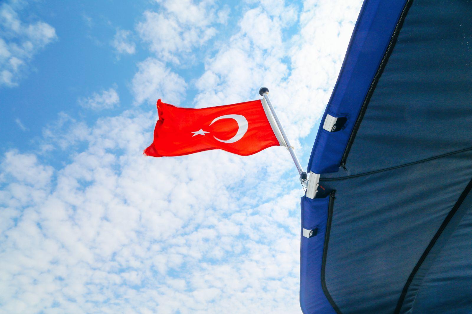 The Secret Beach... In Gocek, Turkey (1)