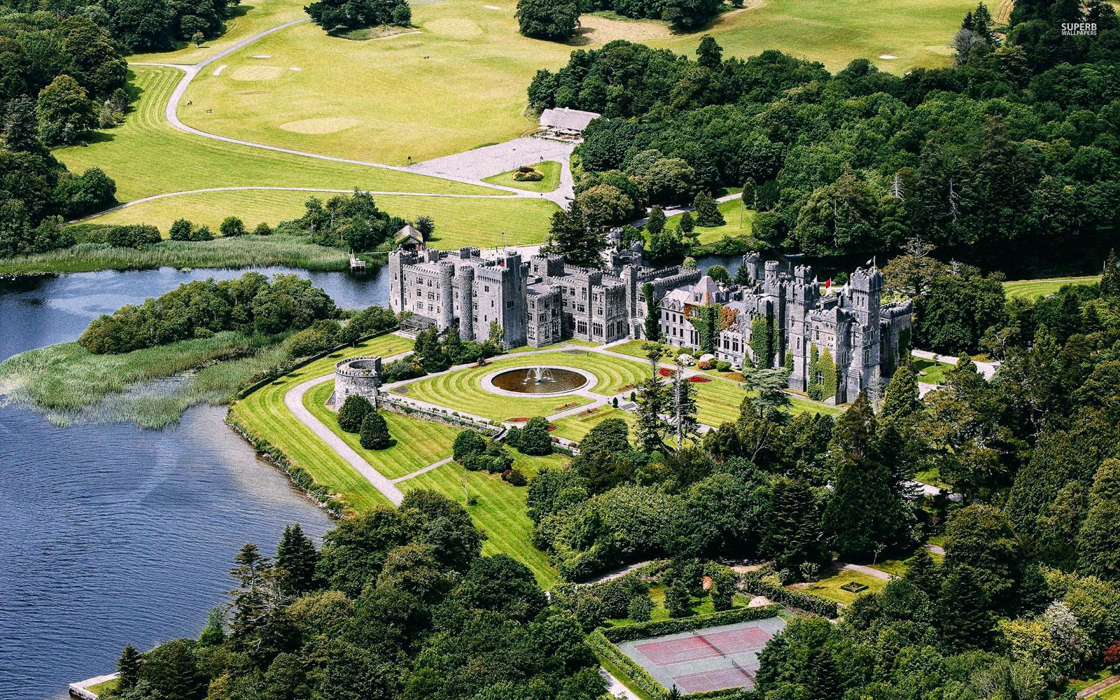 10 Charming Castles You Will Want To Visit In Ireland (10)