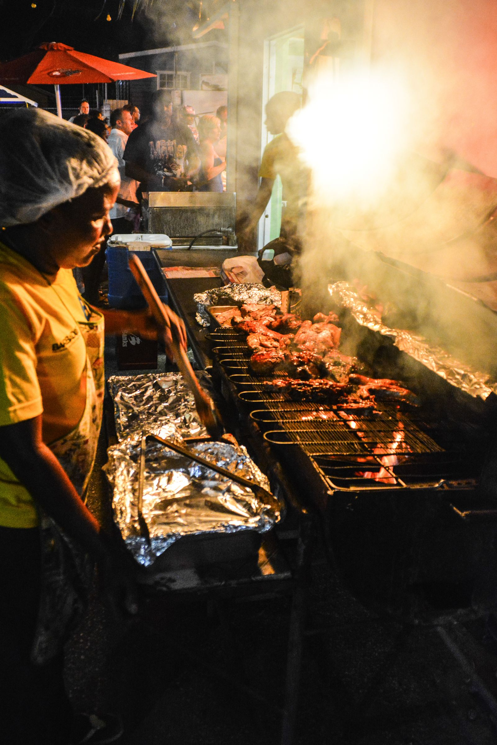 Spending An Exciting Evening At Oistins Fish Fry In Barbados (3)