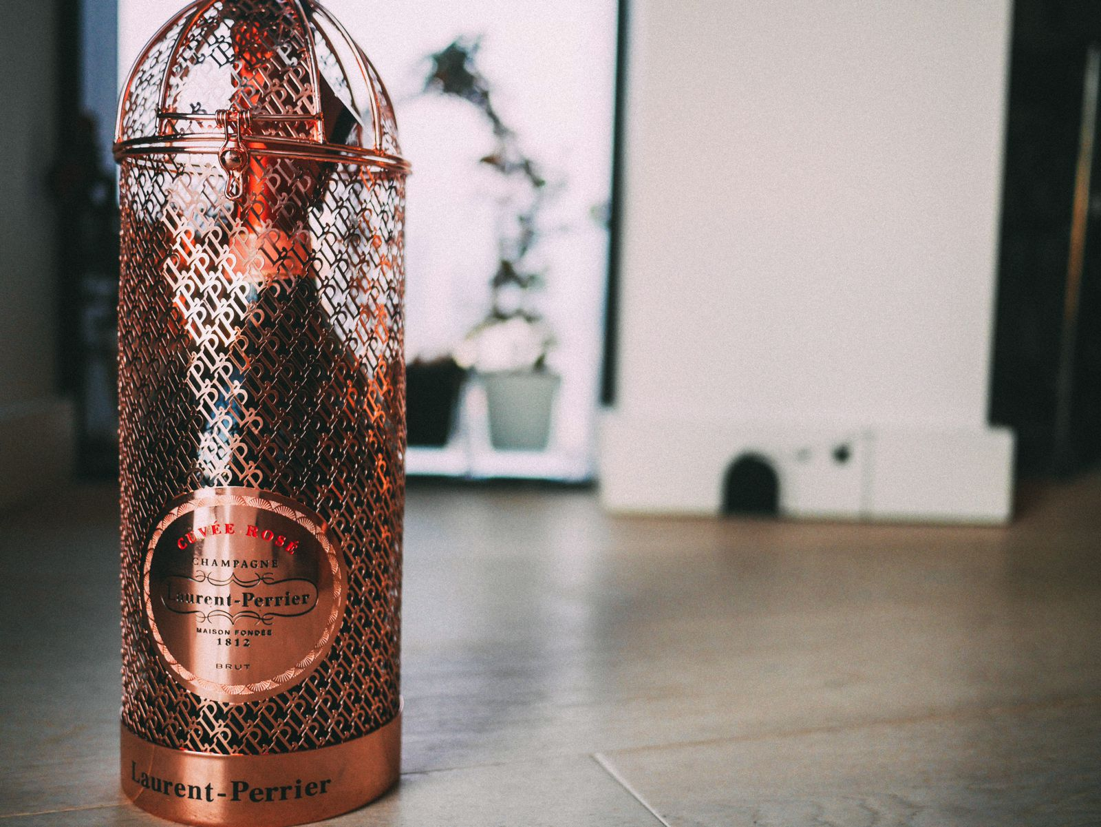 Free Champagne - Laurent Perrier Grand Cuvee (8)