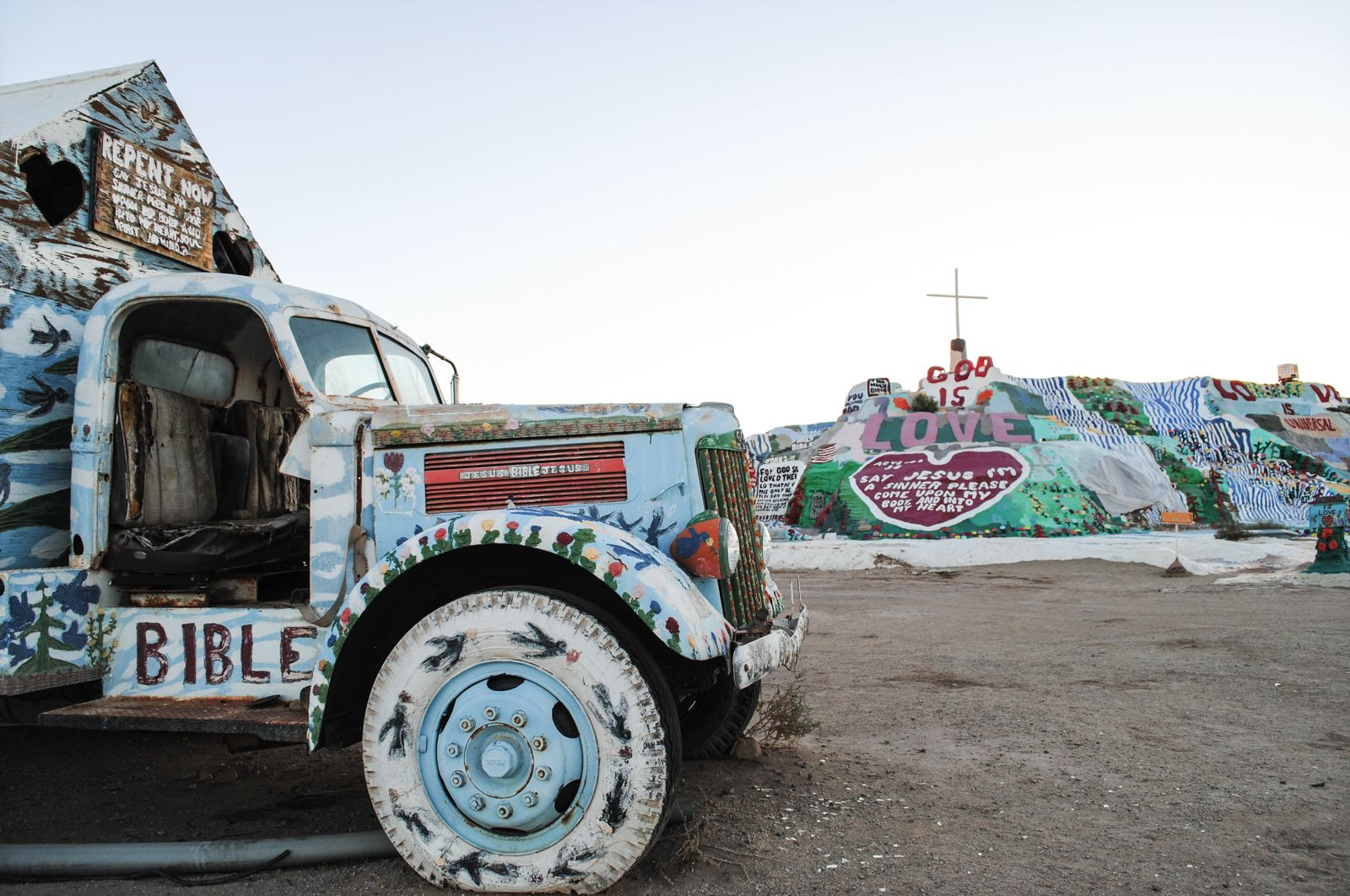 Have You Ever Heard Of Salvation Mountain in California? (12)