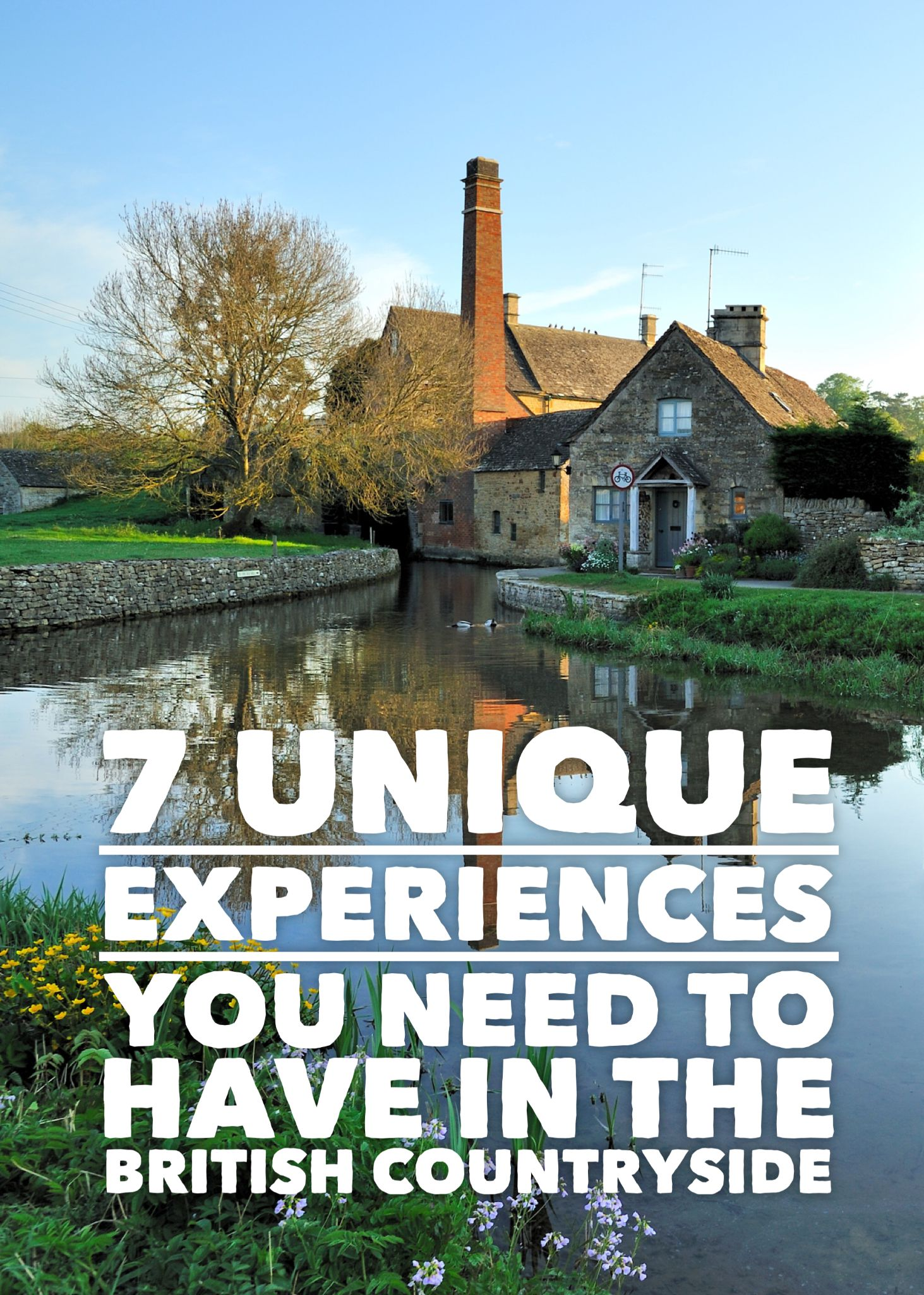 7 Unique Experiences You Need To Have In The British Countryside (1)