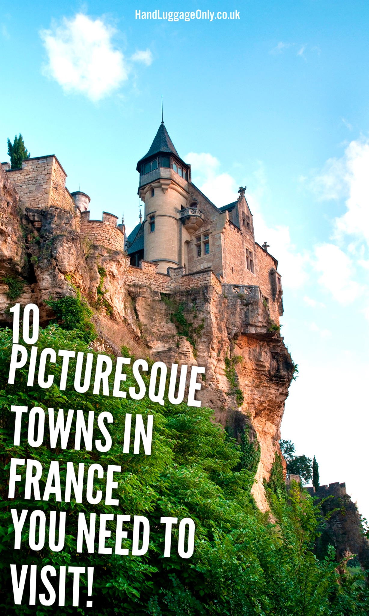 10 beautiful towns you need to visit in the south of for Travel south of france
