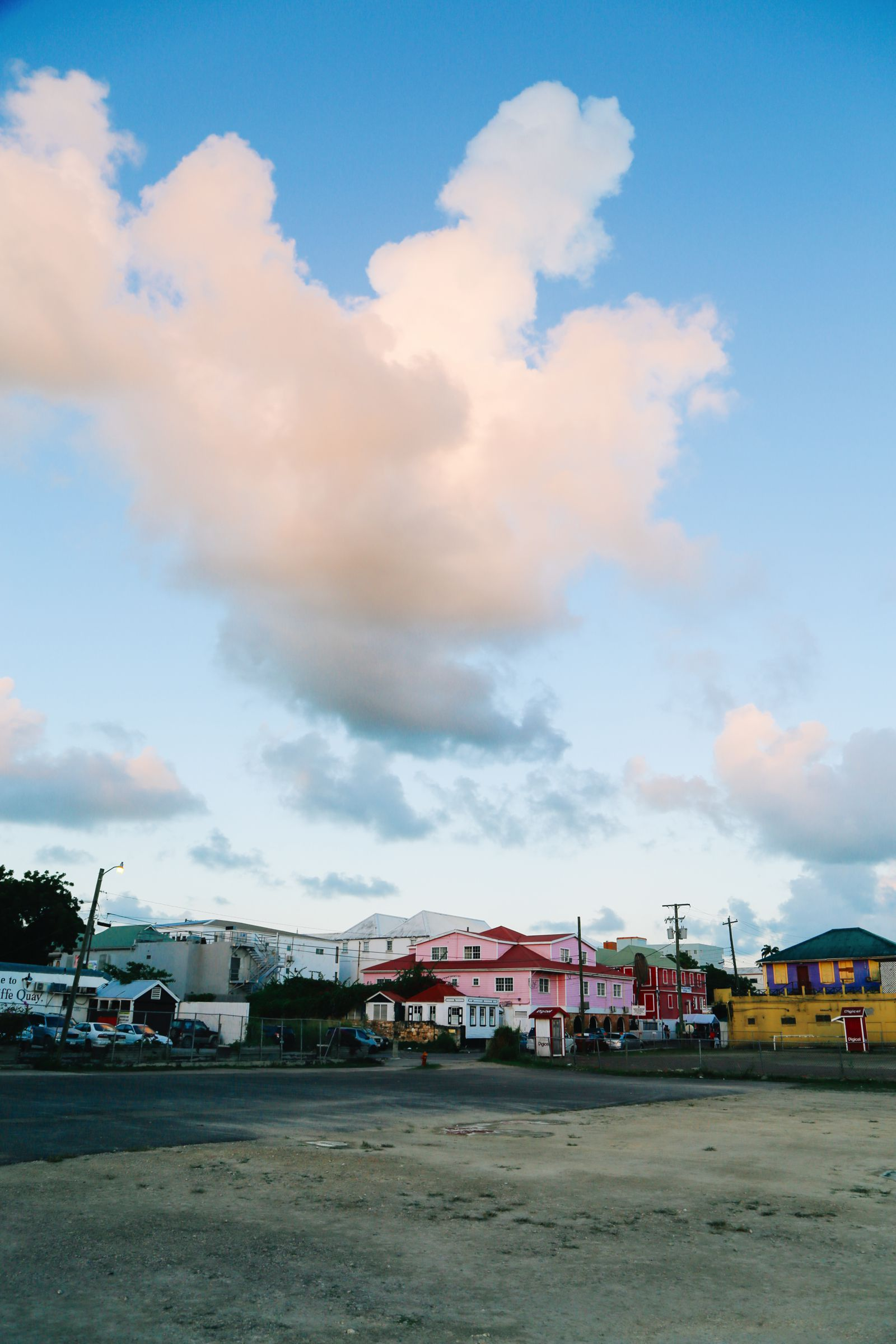 Caribbean Photo Diary - An Evening In St John's, Antigua (7)