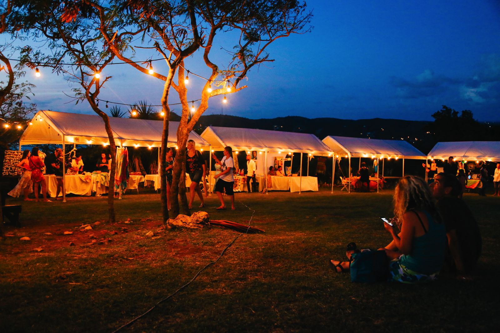 The Party (And Stunning Sunset) At Shirley Heights, Antigua (16)