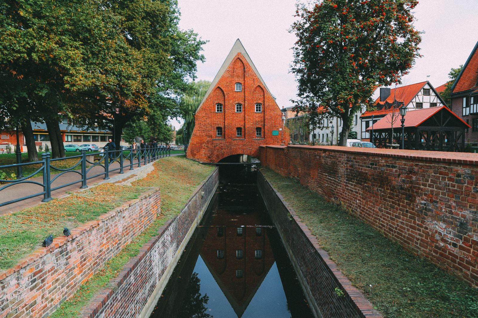 The Beautiful Old Town Of Gdansk In Poland   PART 1 (5)