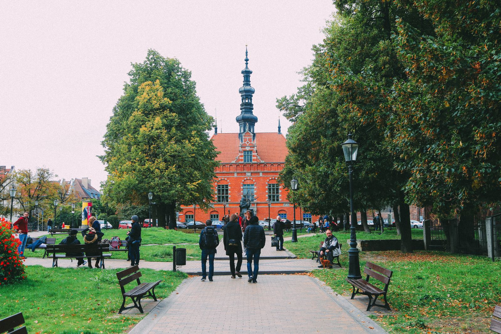 The Beautiful Old Town Of Gdansk In Poland   PART 1 (7)