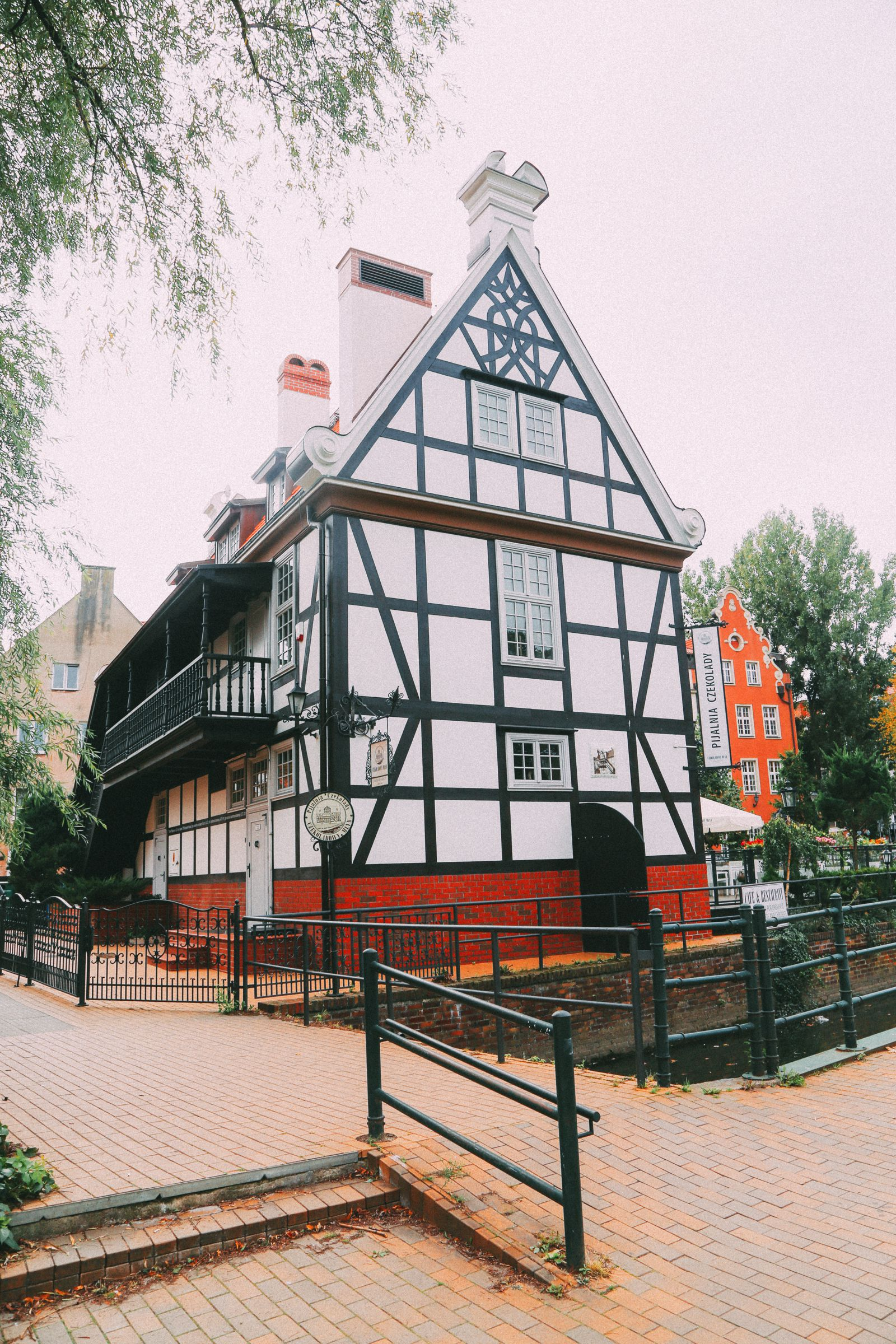 The Beautiful Old Town Of Gdansk In Poland   PART 1 (8)