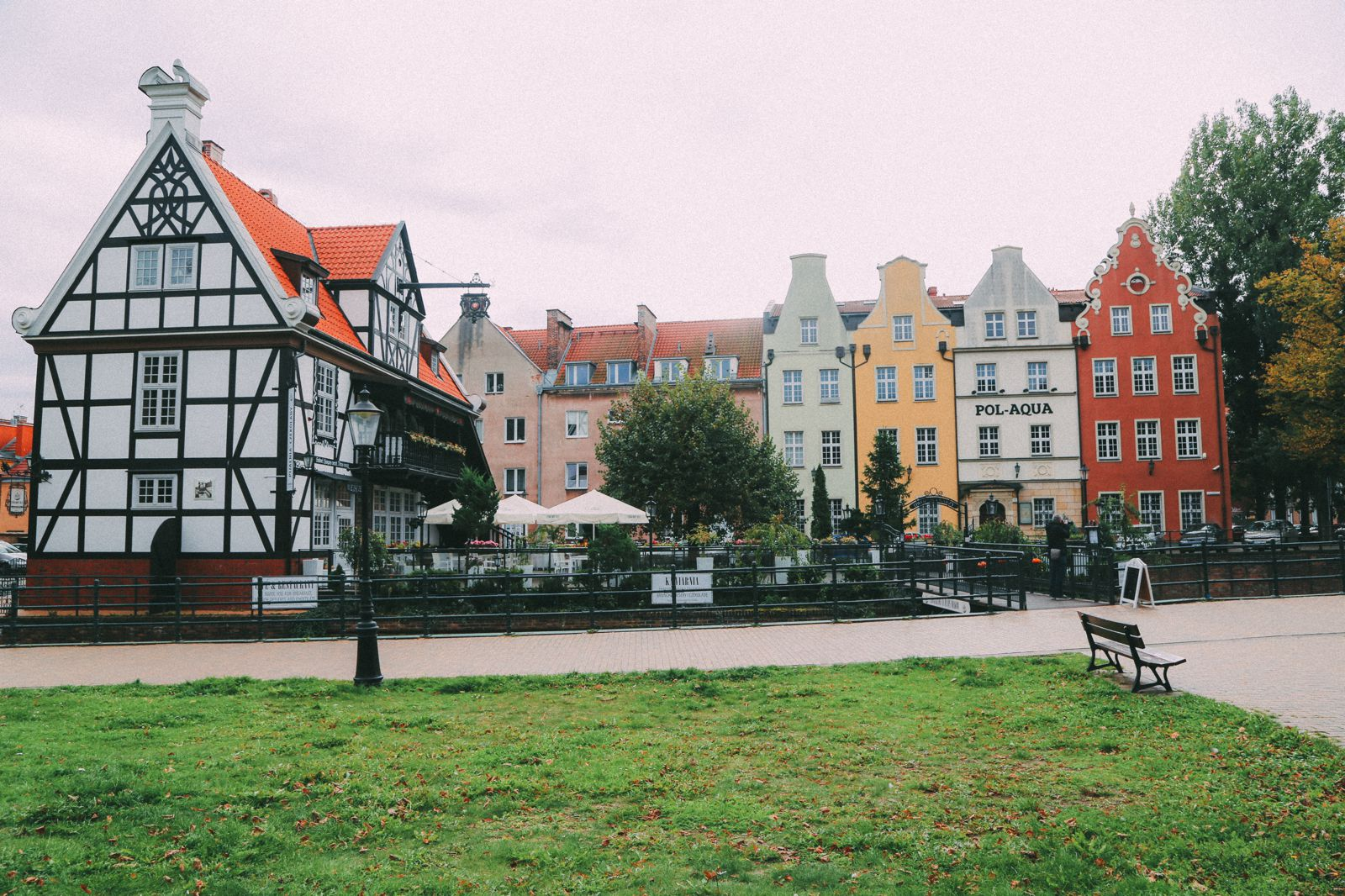 The Beautiful Old Town Of Gdansk In Poland   PART 1 (10)
