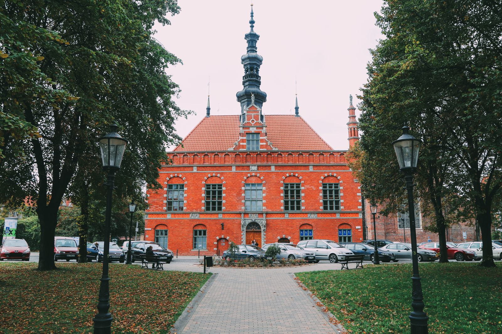 The Beautiful Old Town Of Gdansk In Poland   PART 1 (11)
