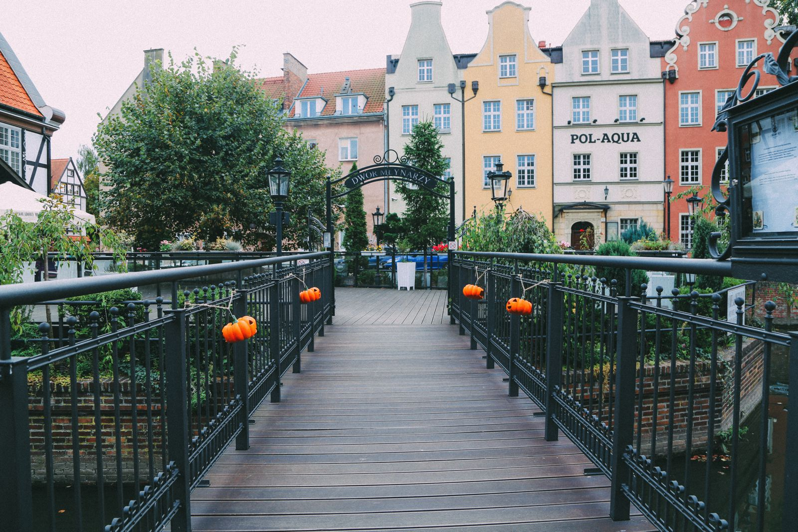 The Beautiful Old Town Of Gdansk In Poland   PART 1 (14)