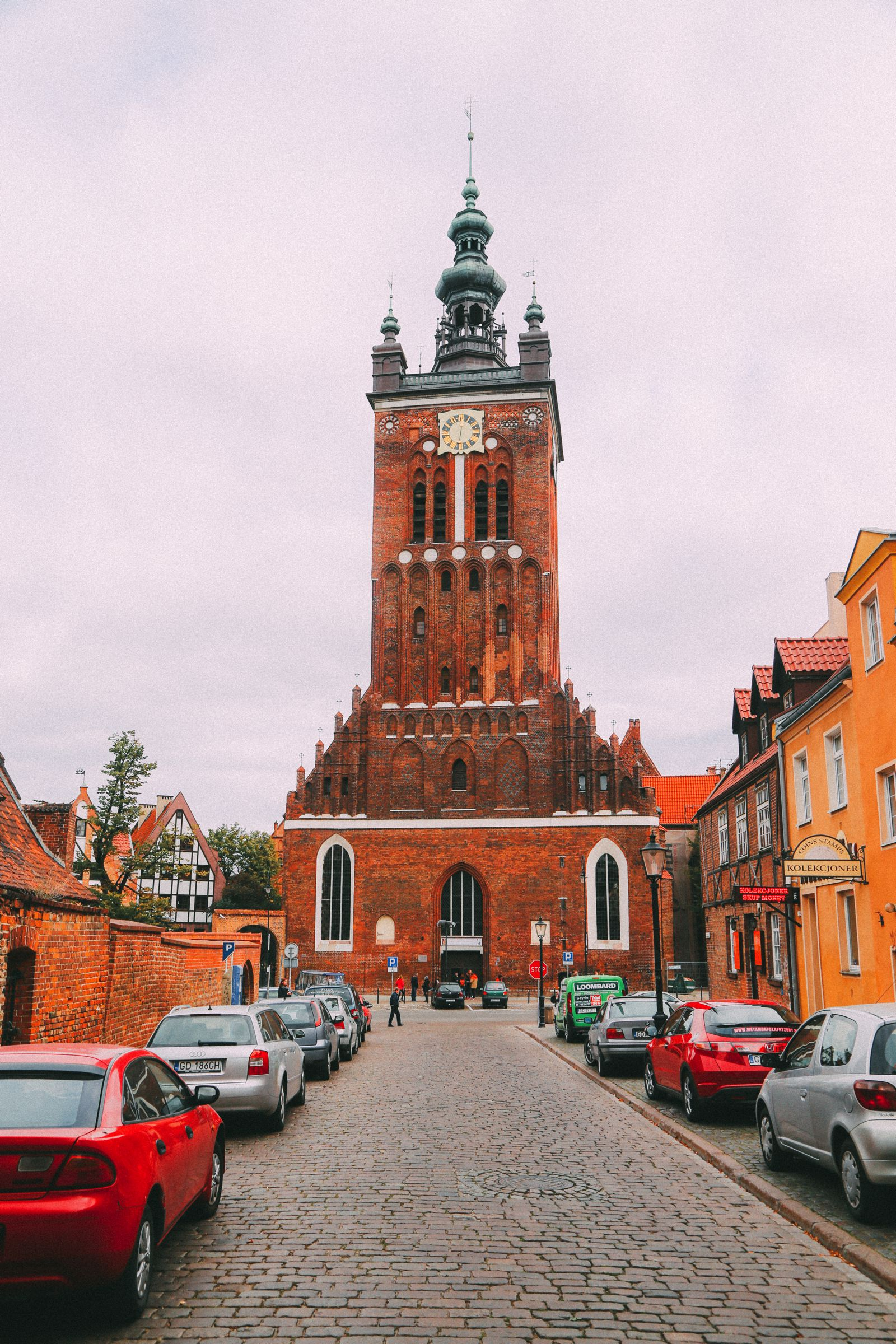 The Beautiful Old Town Of Gdansk In Poland   PART 1 (21)