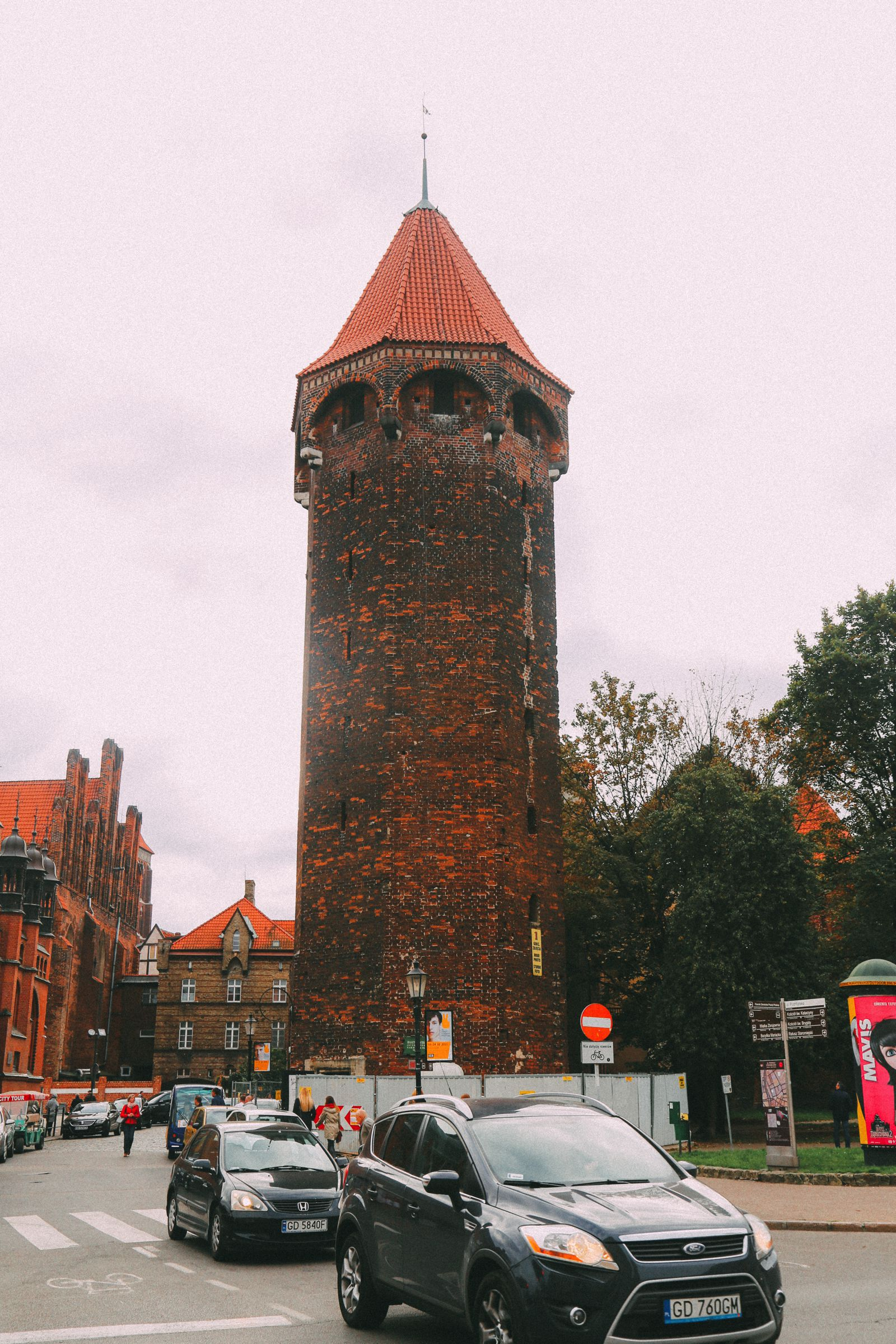 The Beautiful Old Town Of Gdansk In Poland   PART 1 (25)
