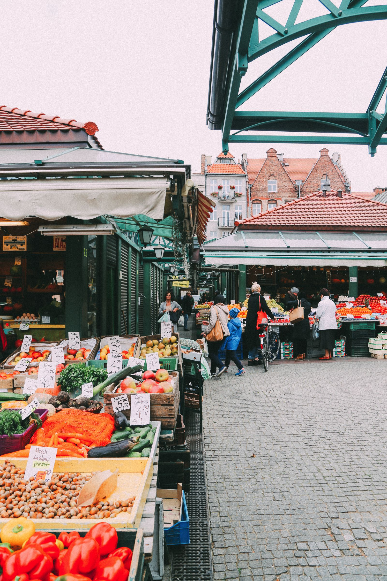 The Beautiful Old Town Of Gdansk In Poland   PART 1 (33)