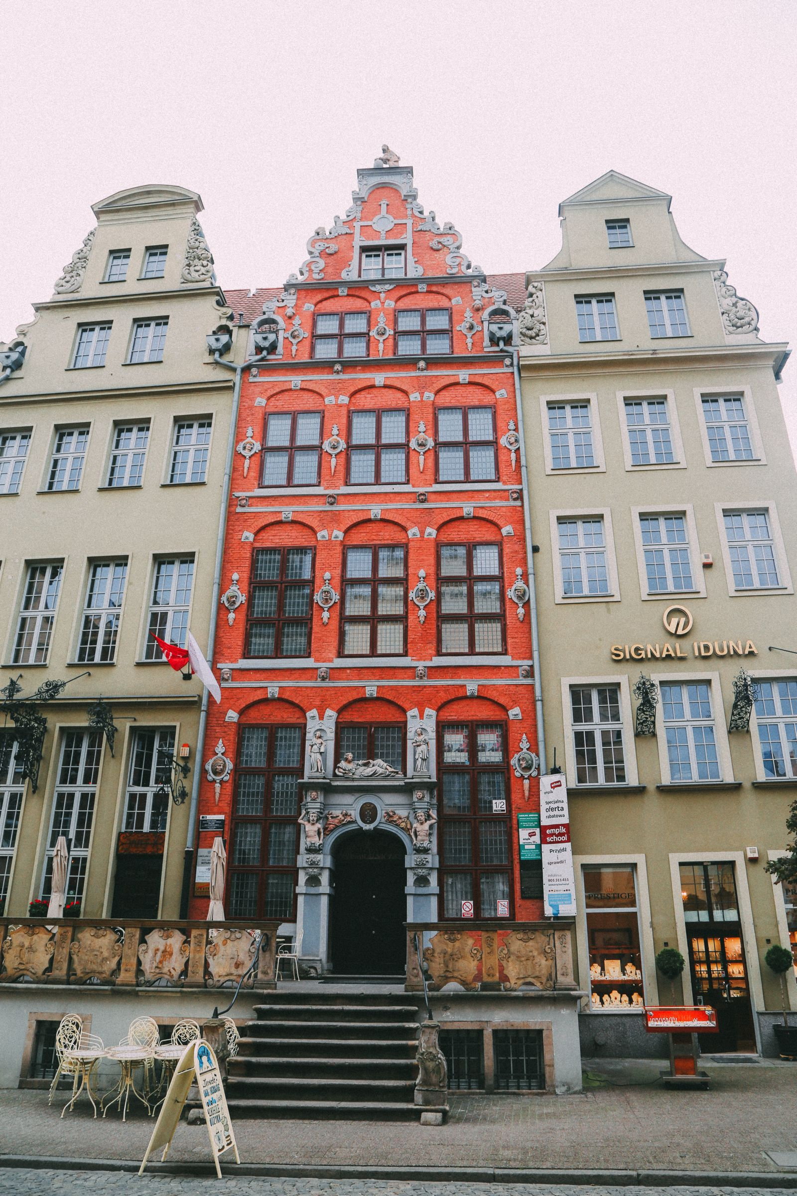 The Beautiful Old Town Of Gdansk In Poland   PART 1 (34)