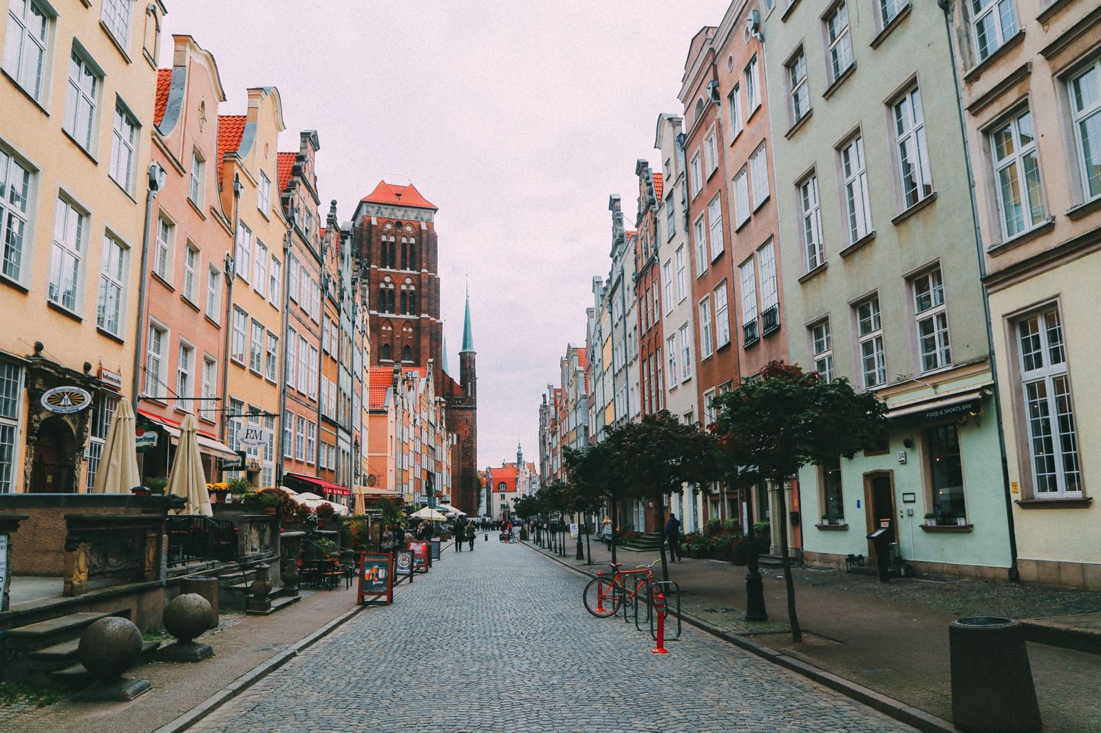 The Beautiful Old Town Of Gdansk In Poland   PART 1 (35)