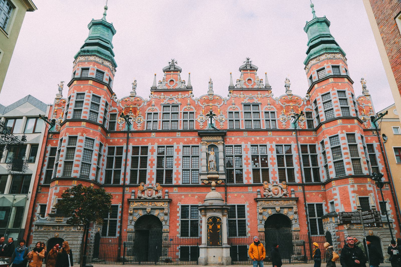 The Beautiful Old Town Of Gdansk In Poland | PART 1 (36)