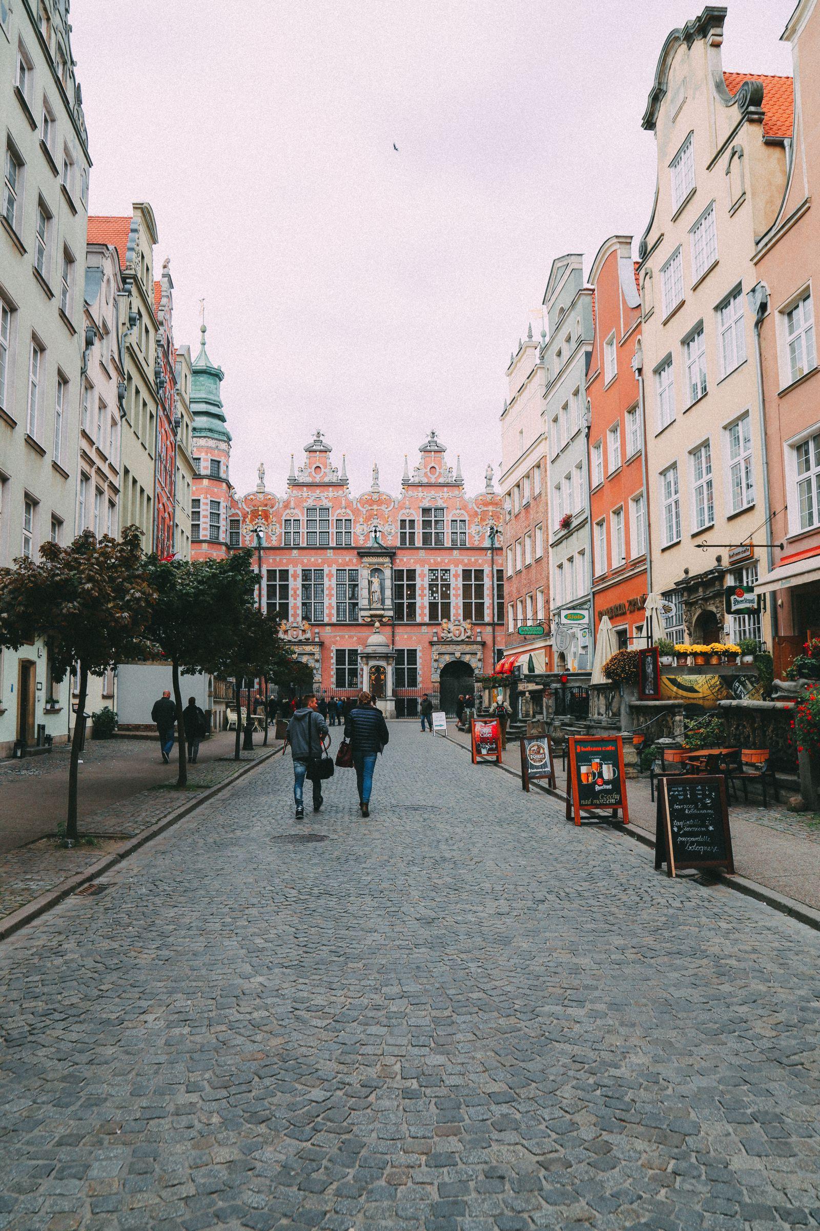The Beautiful Old Town Of Gdansk In Poland   PART 1 (38)