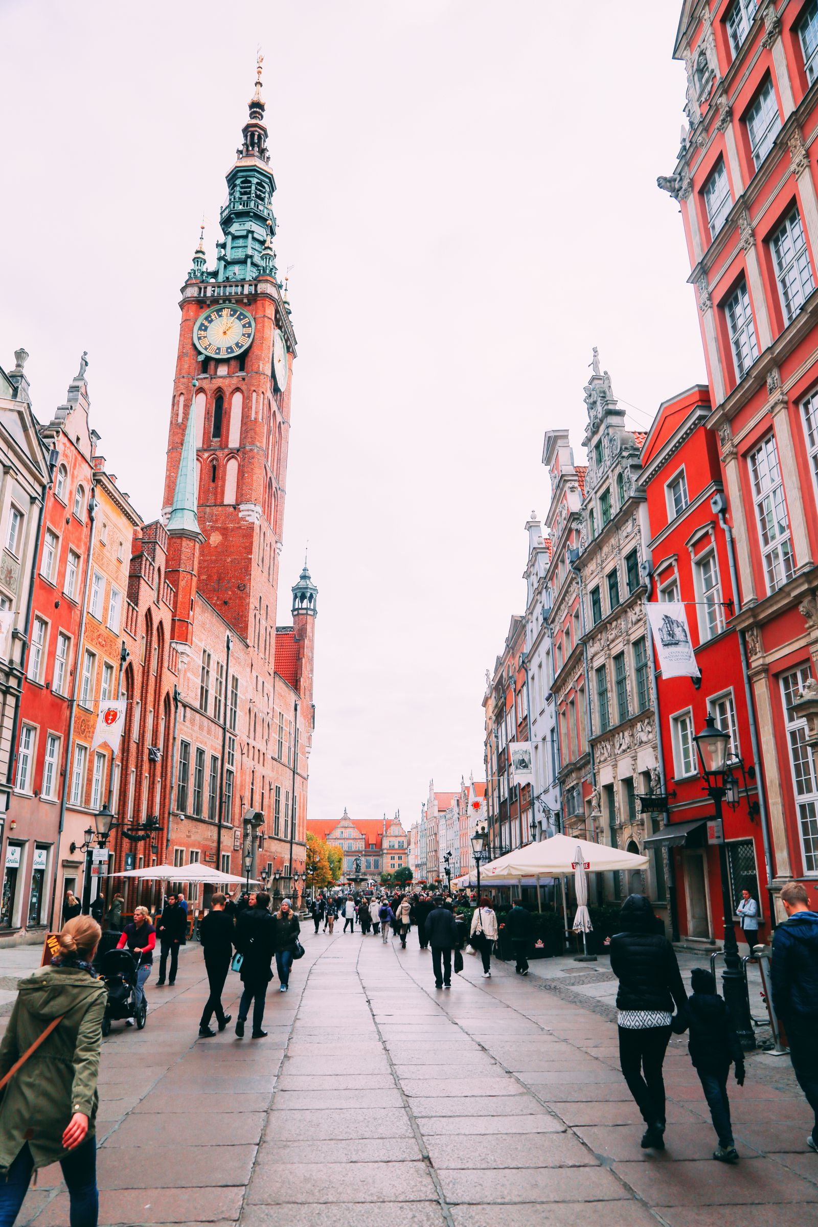 The Beautiful Old Town Of Gdansk In Poland   PART 1 (50)