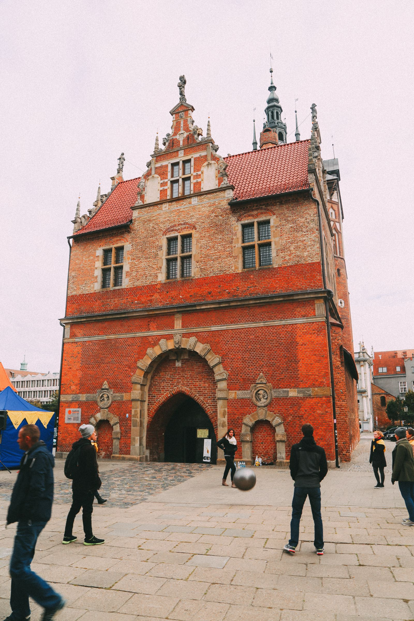 The Beautiful Old Town Of Gdansk In Poland | PART 2 (13)