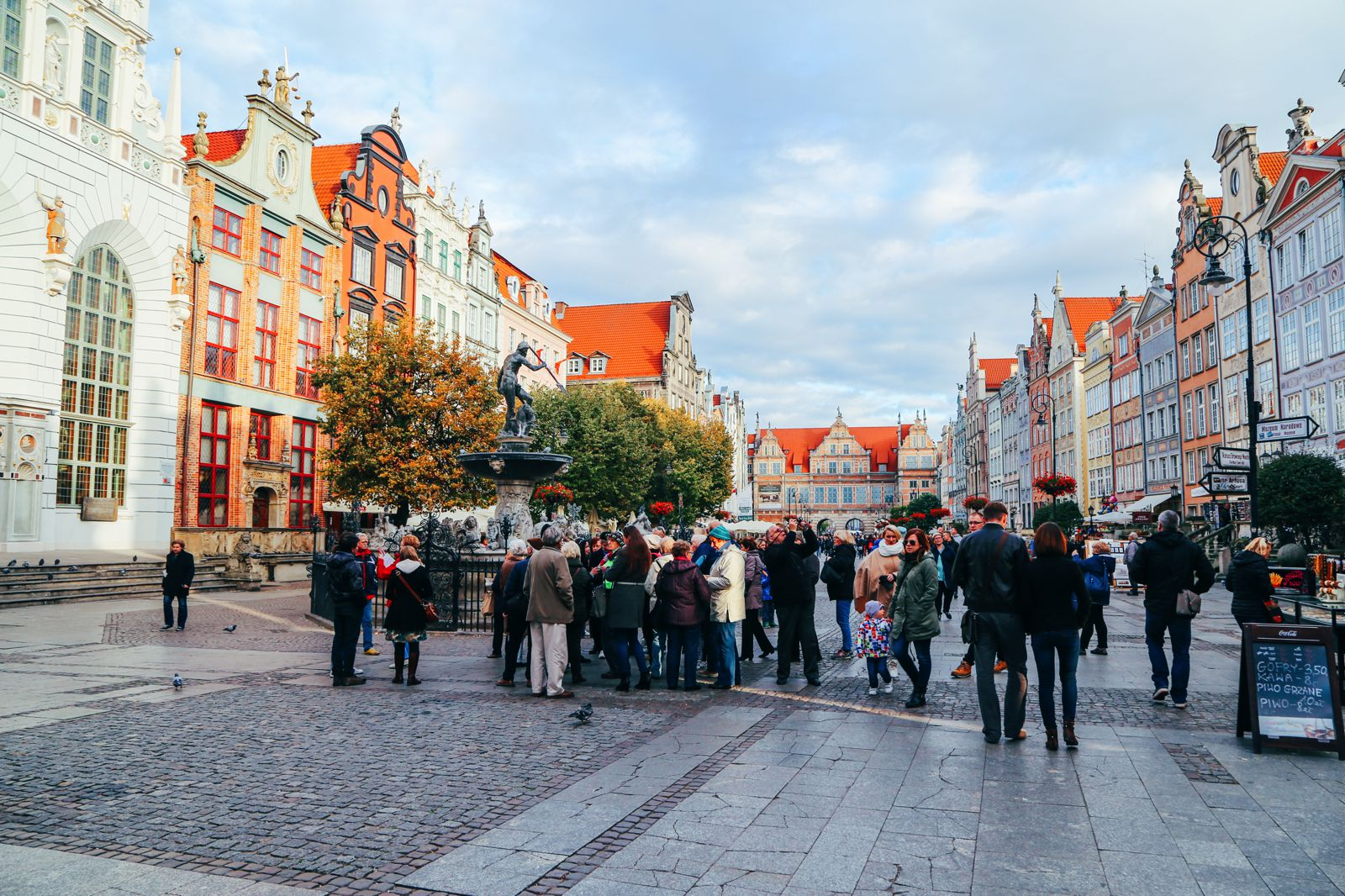 The Beautiful Old Town Of Gdansk In Poland | PART 2 (18)