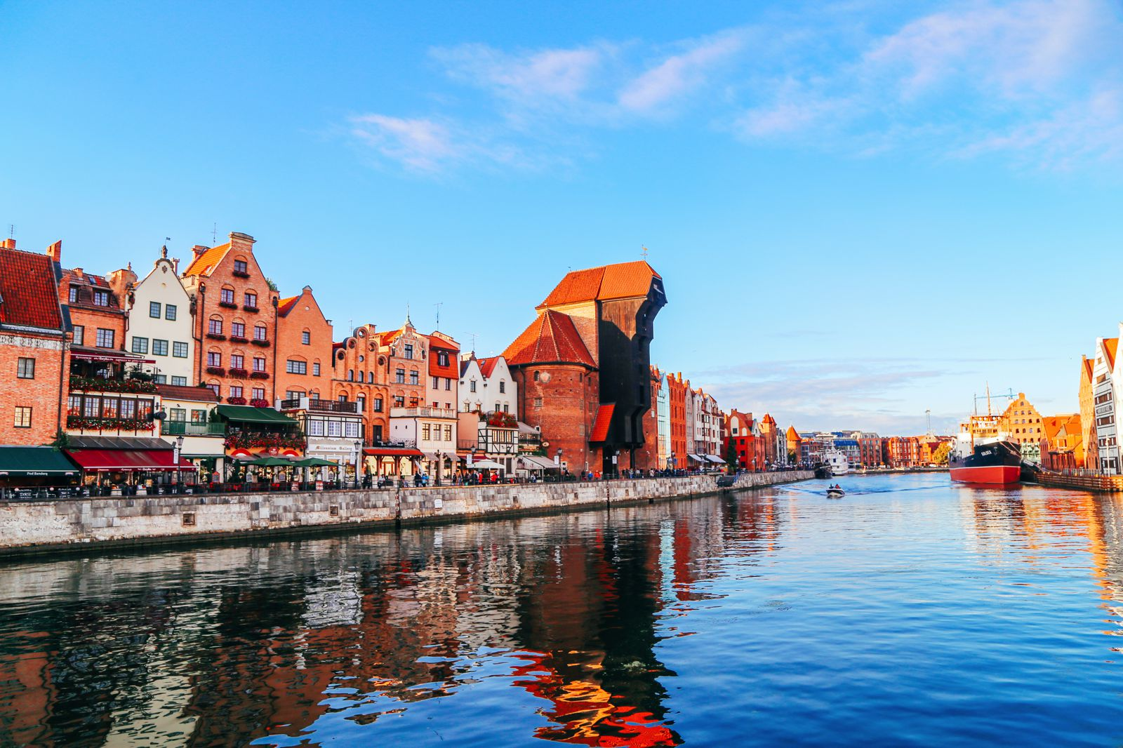 The Beautiful Old Town Of Gdansk In Poland | PART 2 (33)