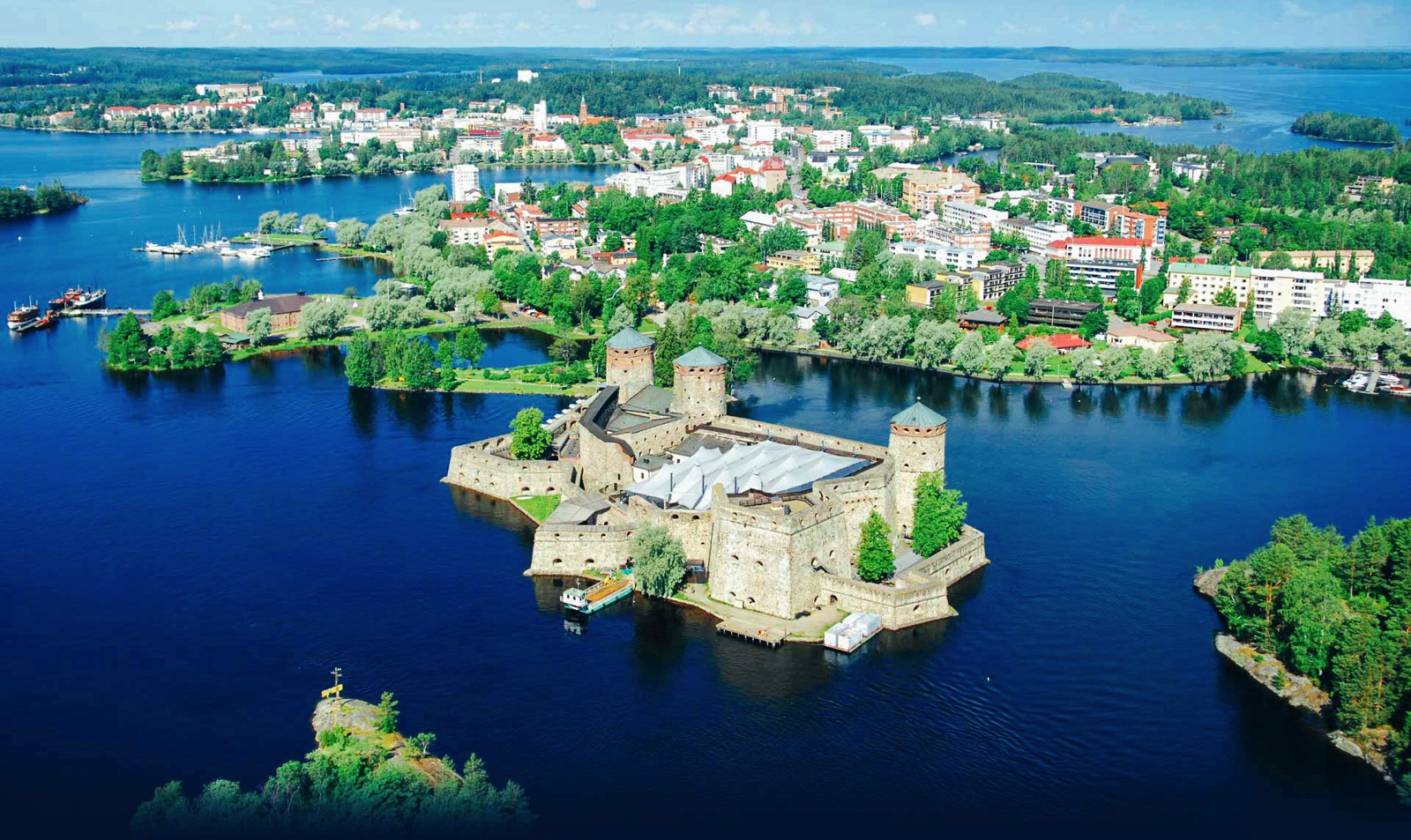 11 amazing cities and towns you have to visit in finland for Awesome places to vacation