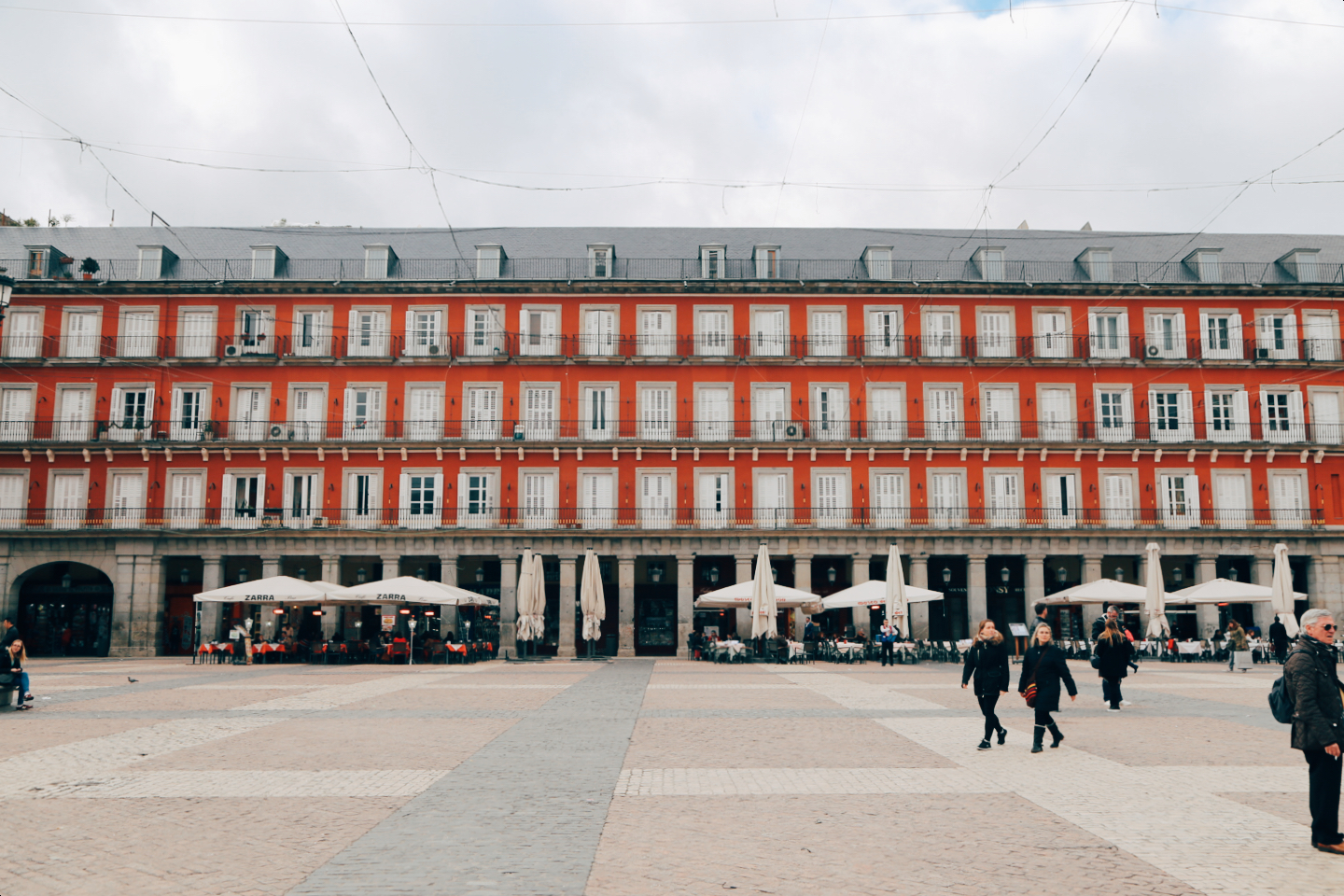 First Impressions Of Madrid, Spain (1)