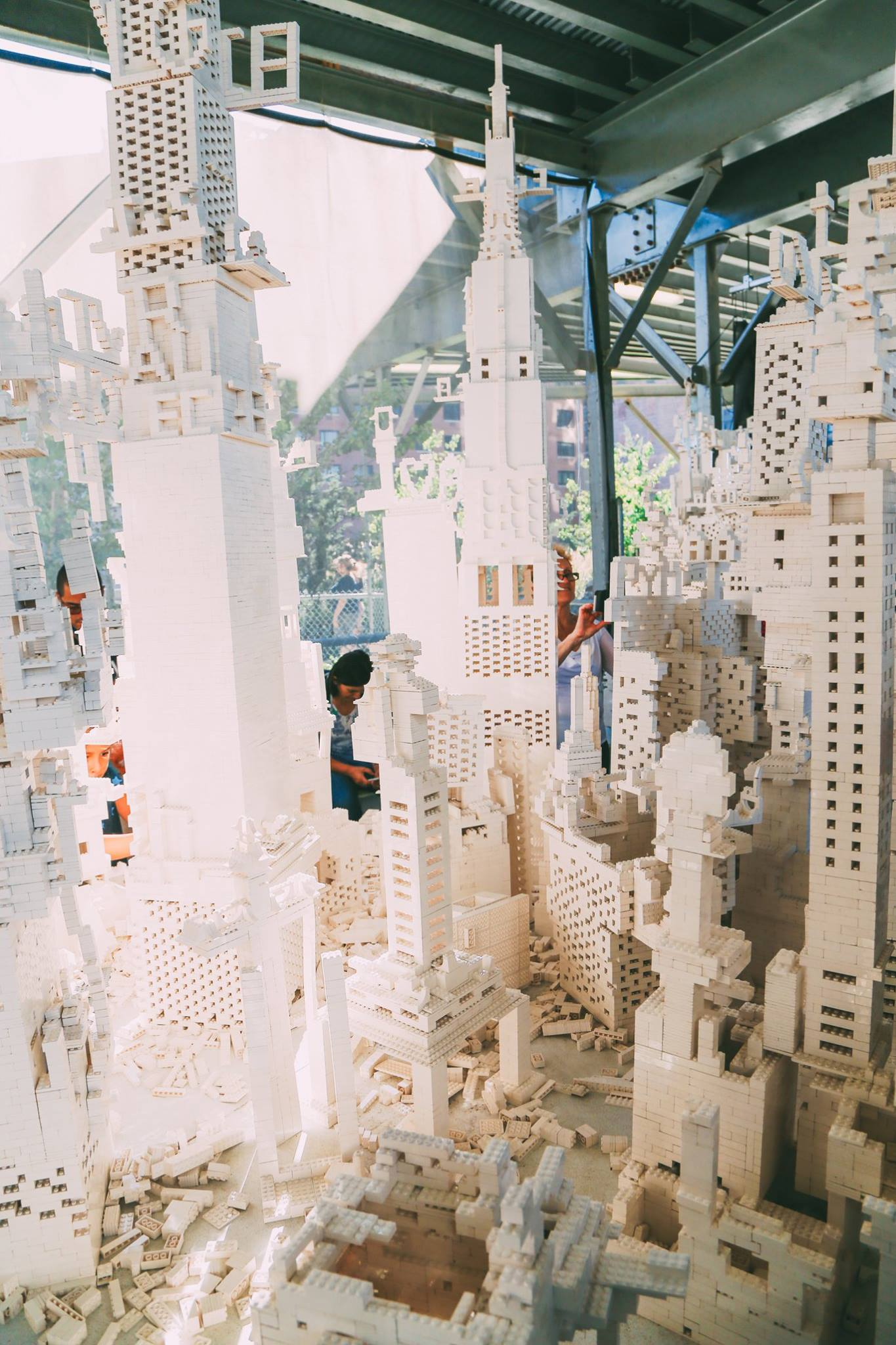 New York Diary: The High Line, Lego House And New York Fashion Week (11)