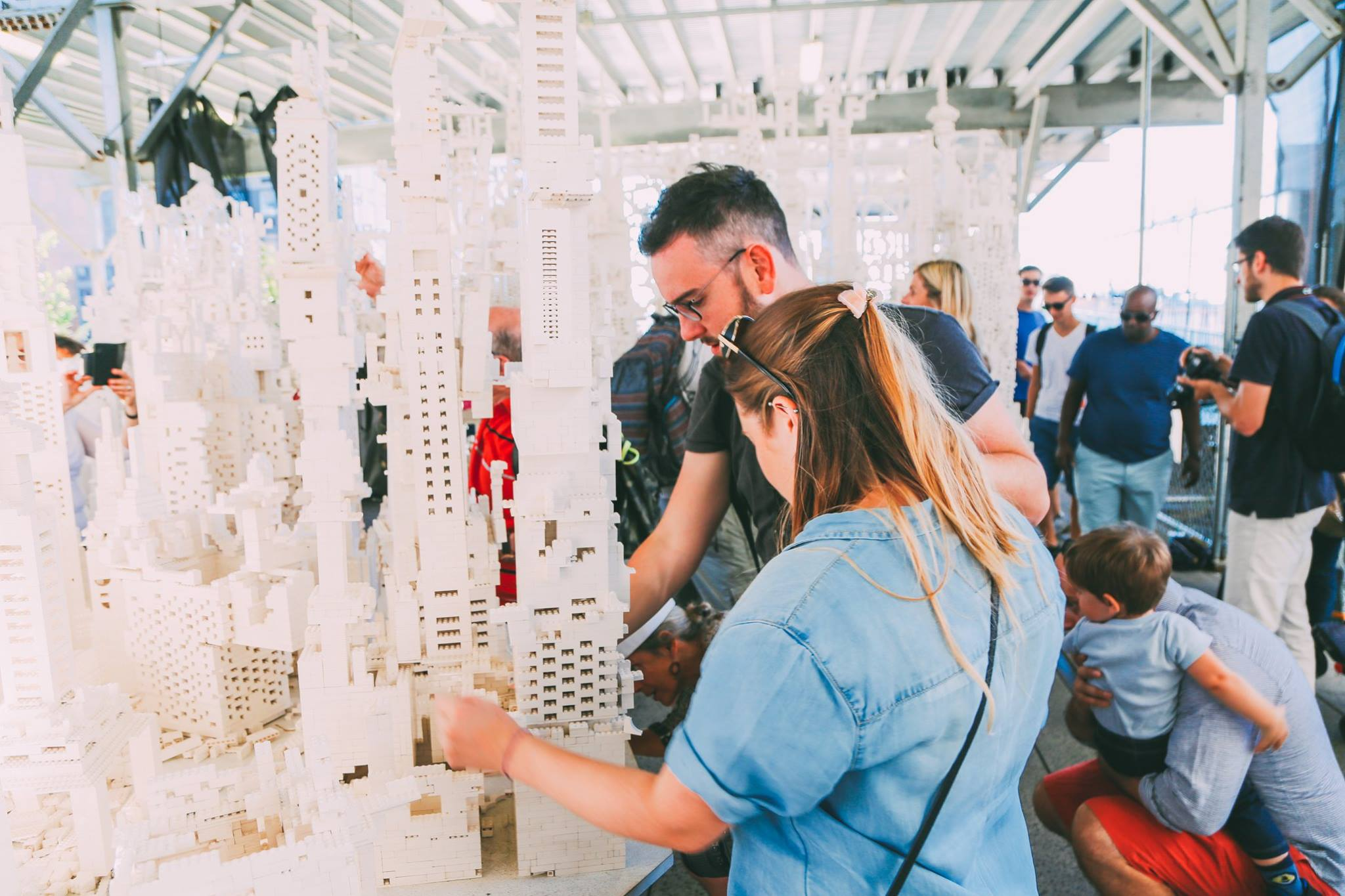 New York Diary: The High Line, Lego House And New York Fashion Week (13)