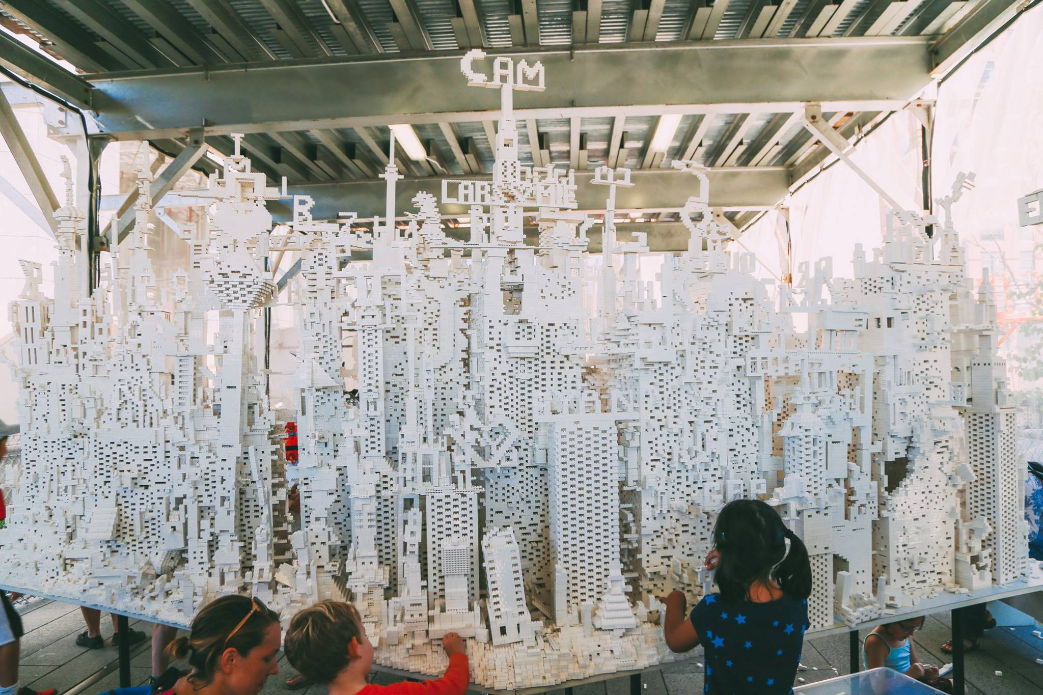 New York Diary: The High Line, Lego House And New York Fashion Week (8)