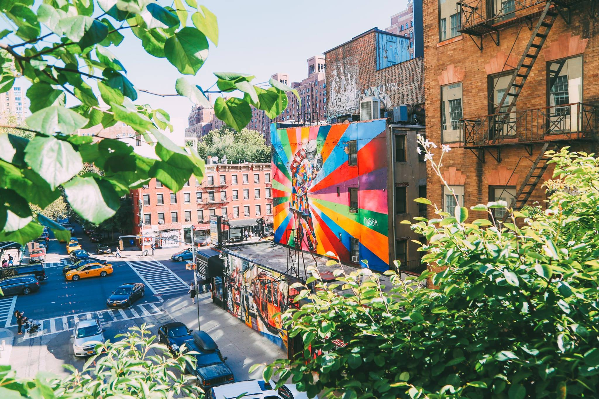 New York Diary: The High Line, Lego House And New York Fashion Week (4)
