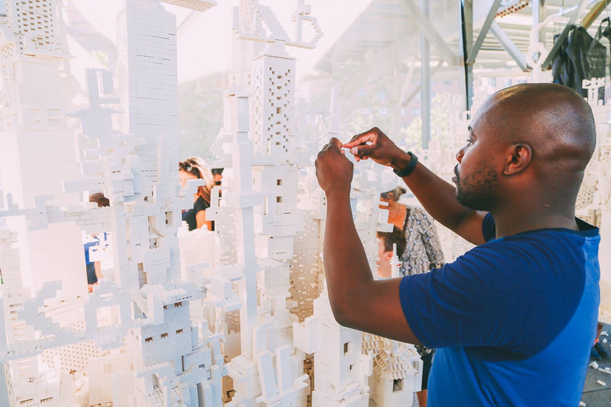 New York Diary: The High Line, Lego House And New York Fashion Week (14)
