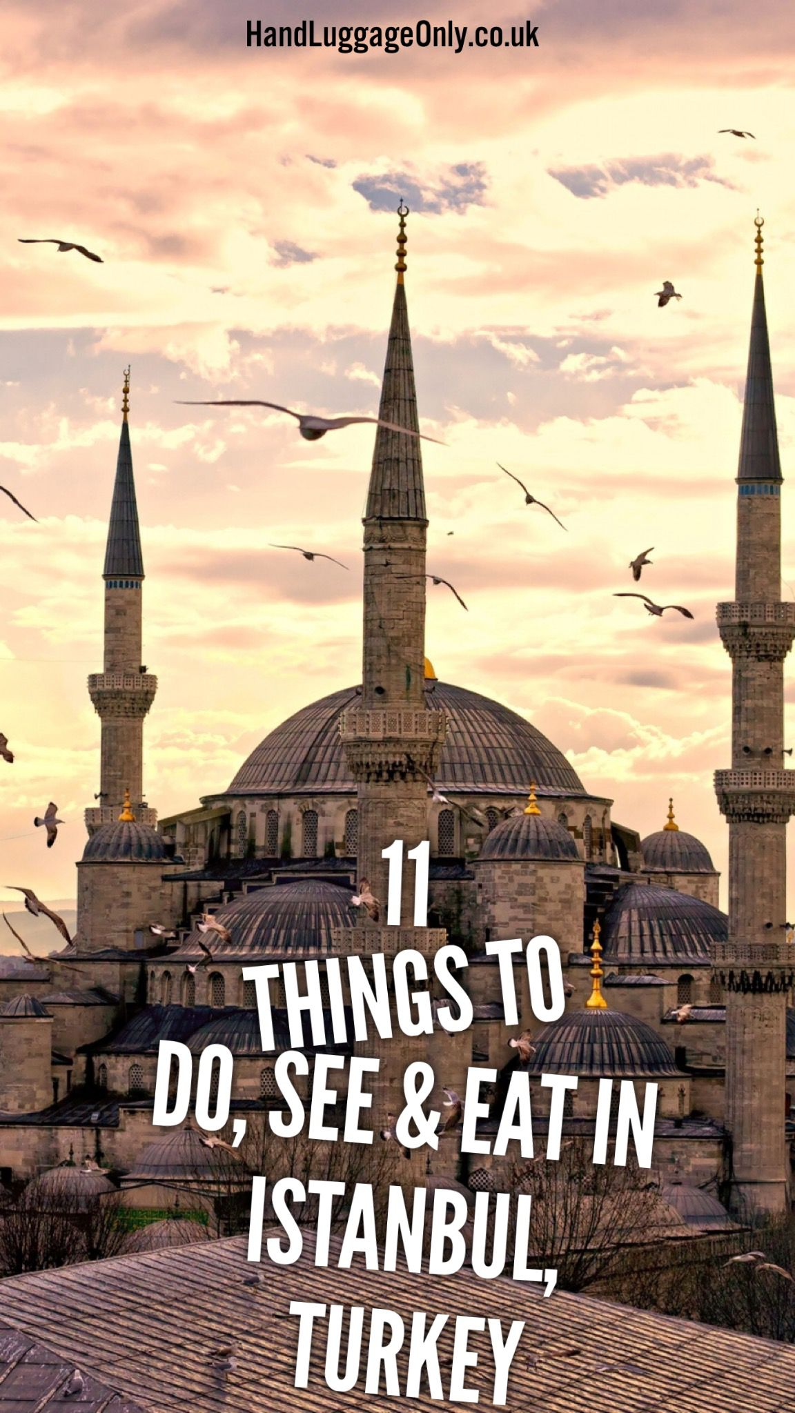 11 Things To Do, See And Eat In Istanbul, Turkey (1)