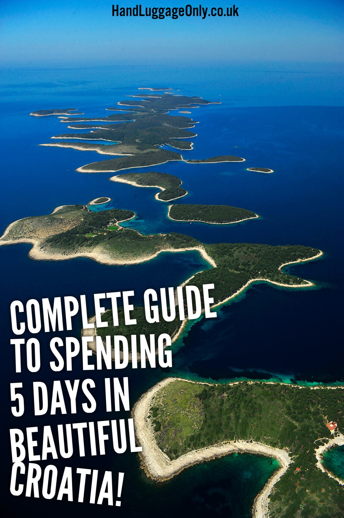 Your Action Packed 5 Day Travel Plan For Visiting Croatia (1)