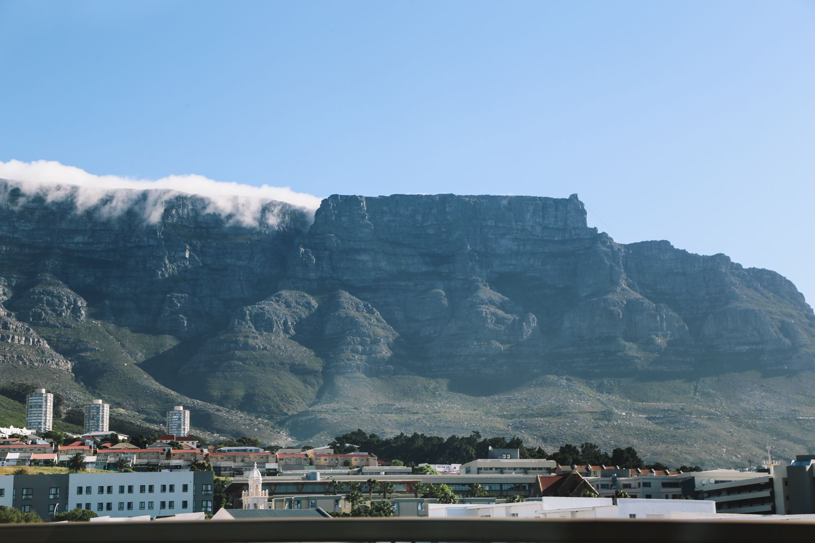 Arrival In Cape Town, South Africa (3)