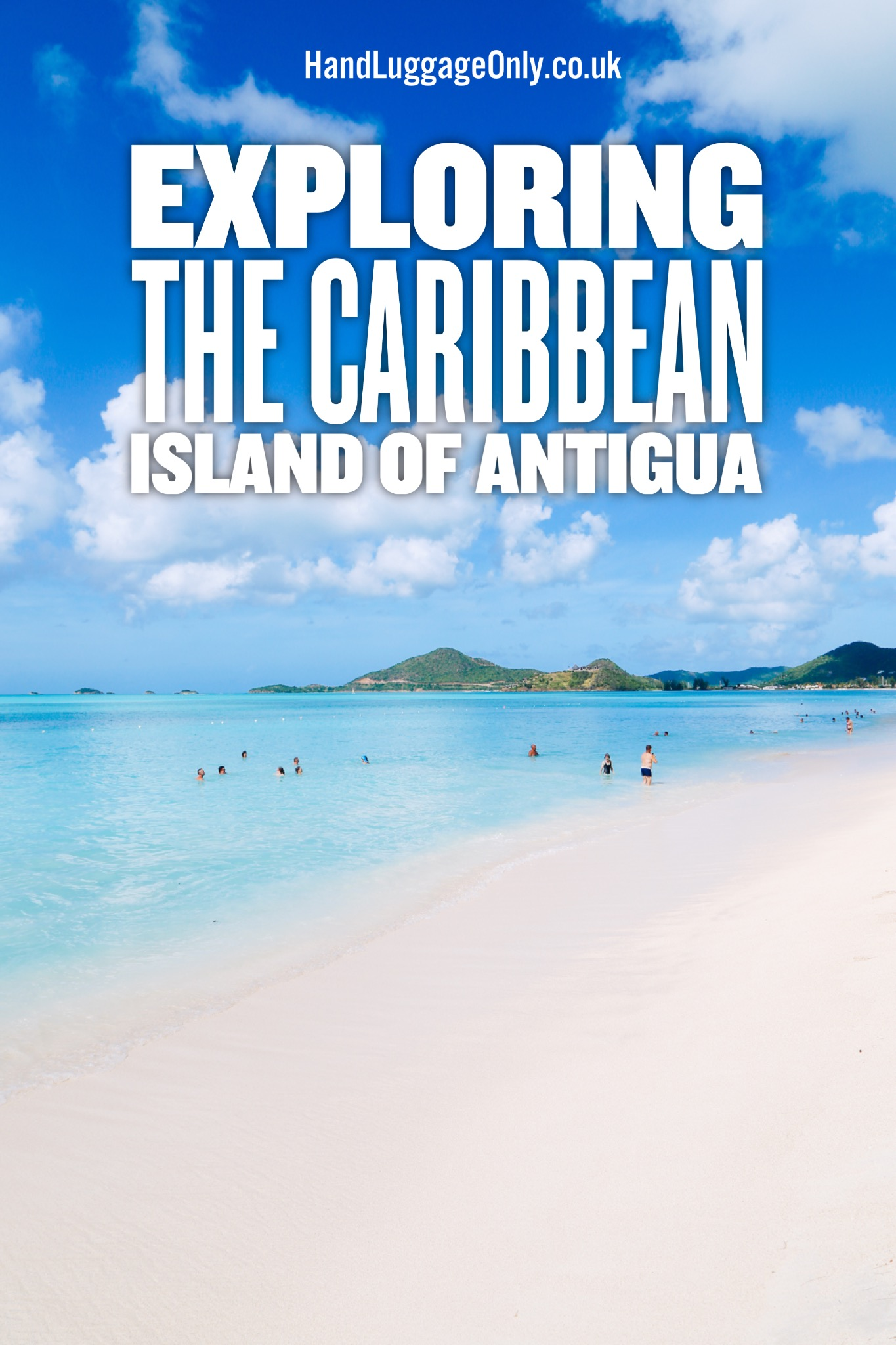 Exploring The Caribbean Island Of Antigua By Land - Part 1