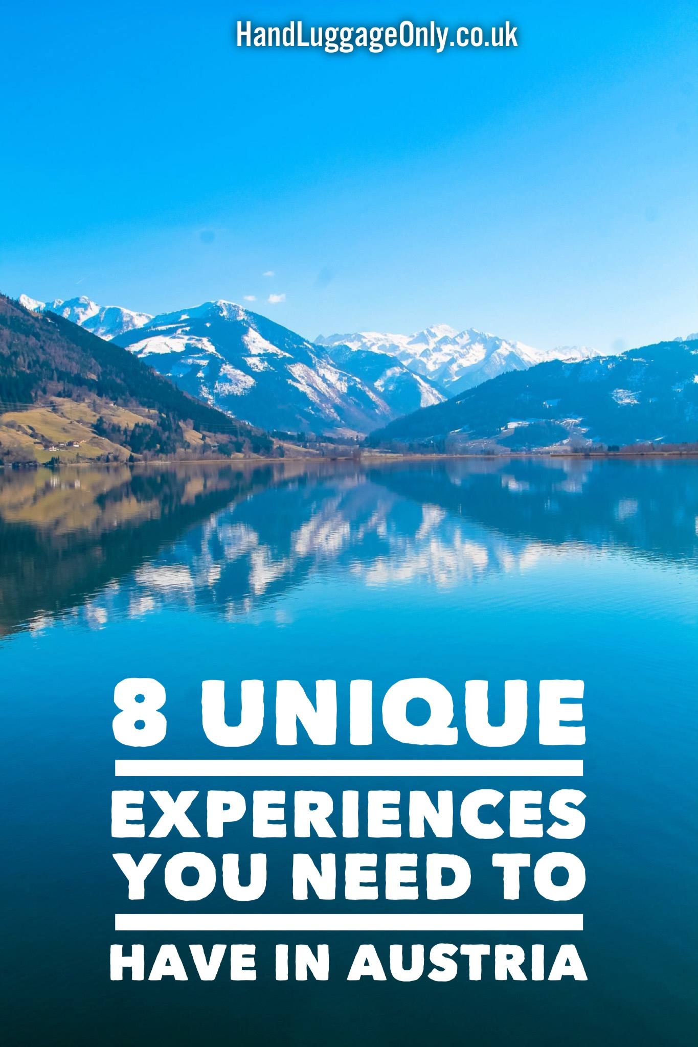 8 Unique Experiences You Need To Have In Austria
