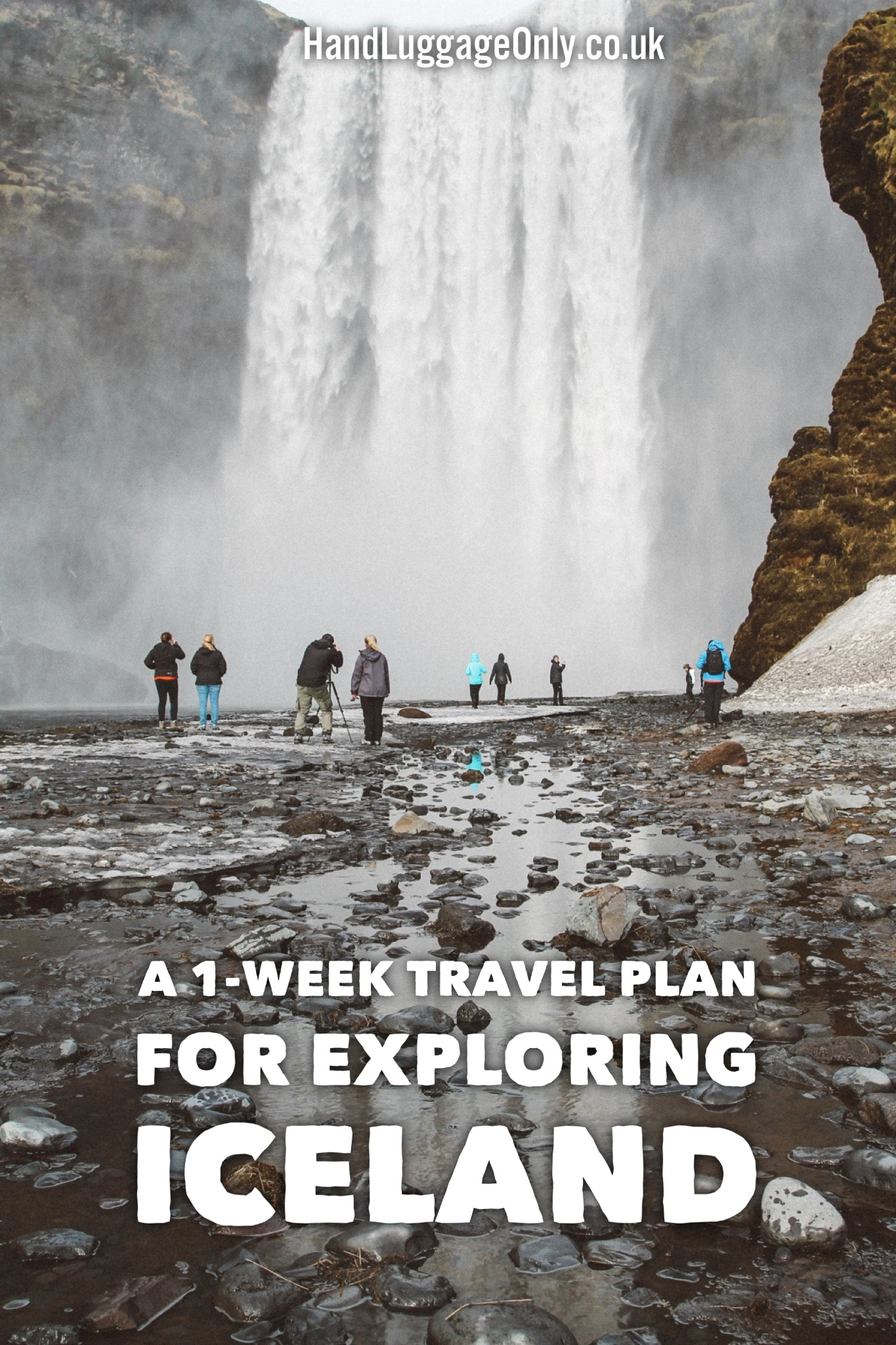 A 1-Week Travel Plan For Visiting & Exploring Iceland