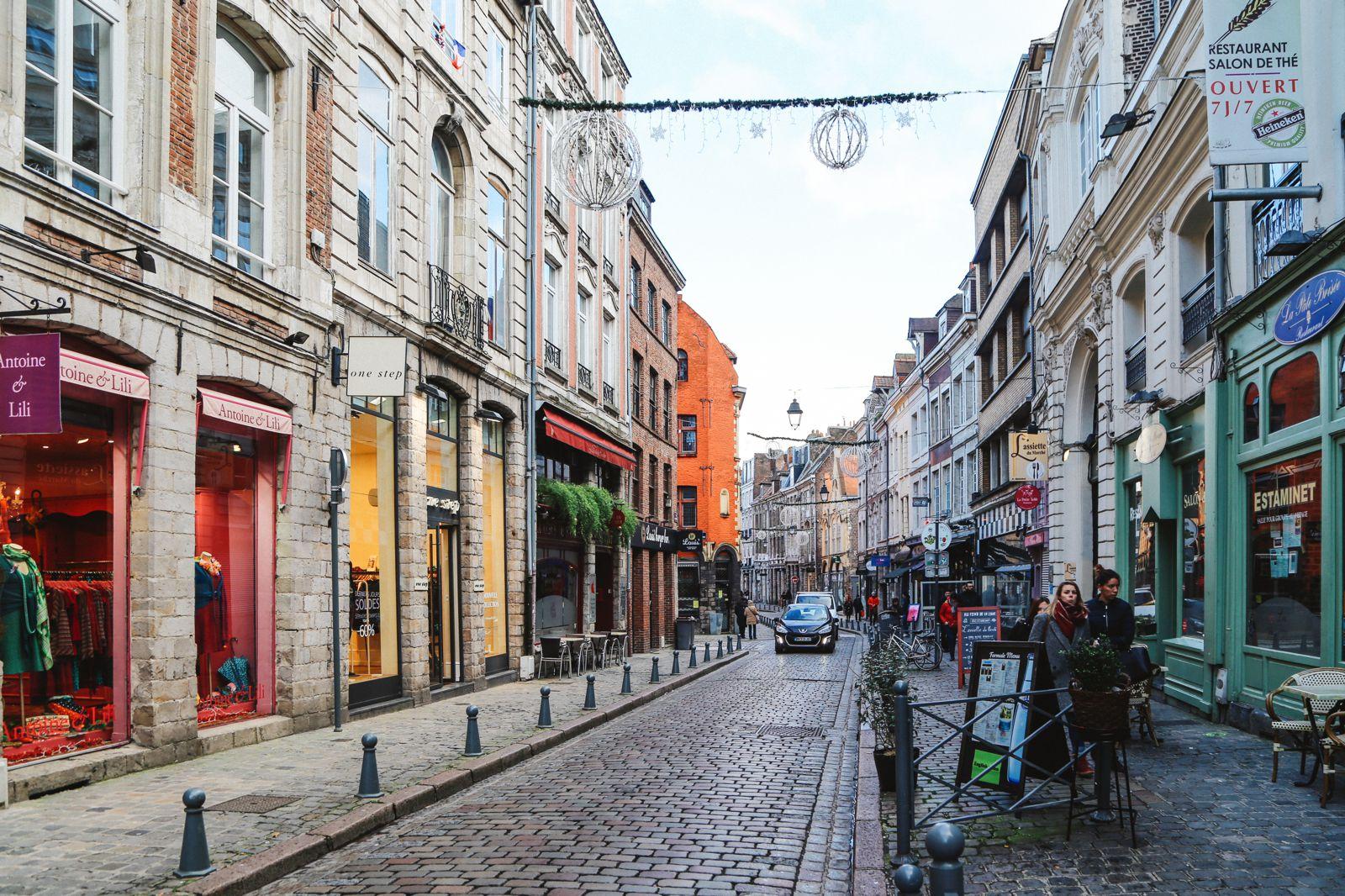 Bordeaux Centre Ville Shopping