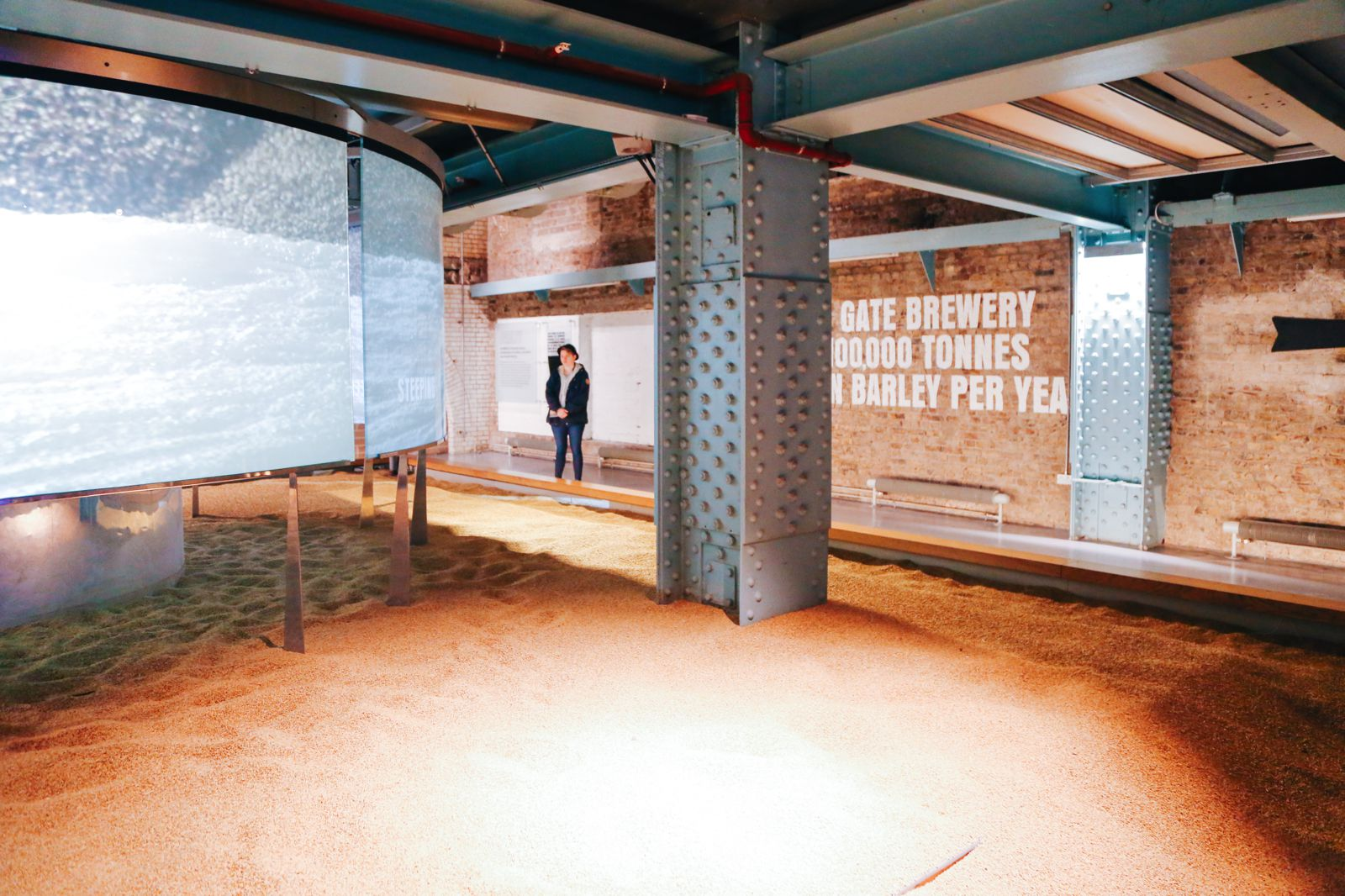 A Day At The Guinness Storehouse In Dublin, Ireland - Part 1 (2)